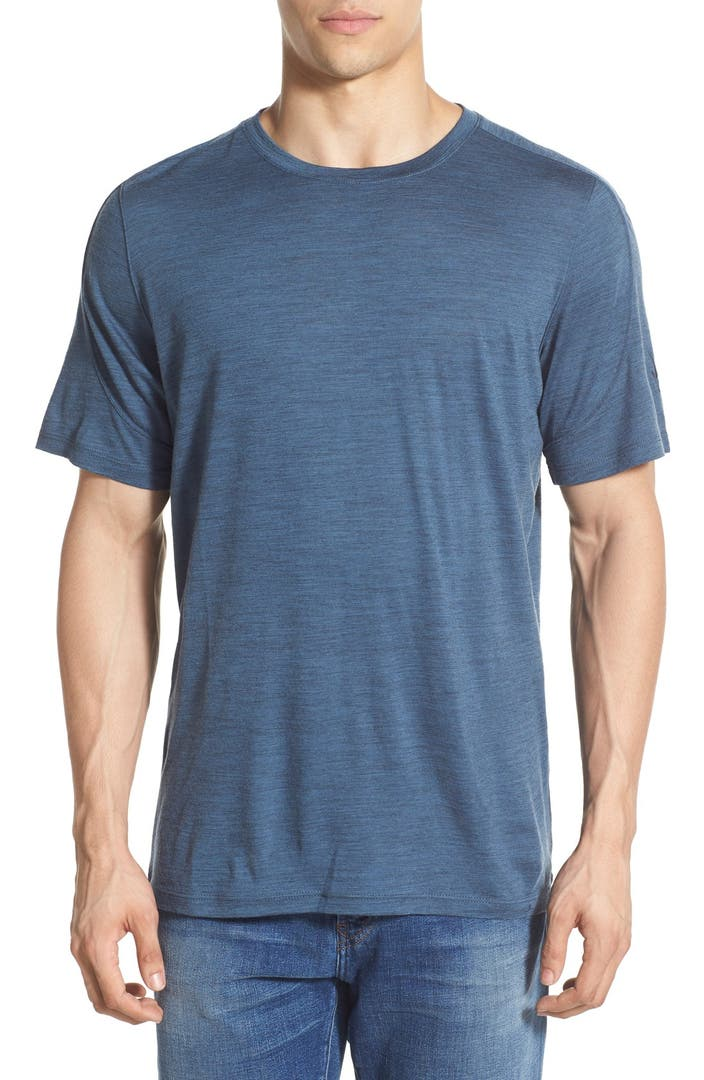 Ibex merino wool performance t shirt nordstrom for Merino wool shirts for travel