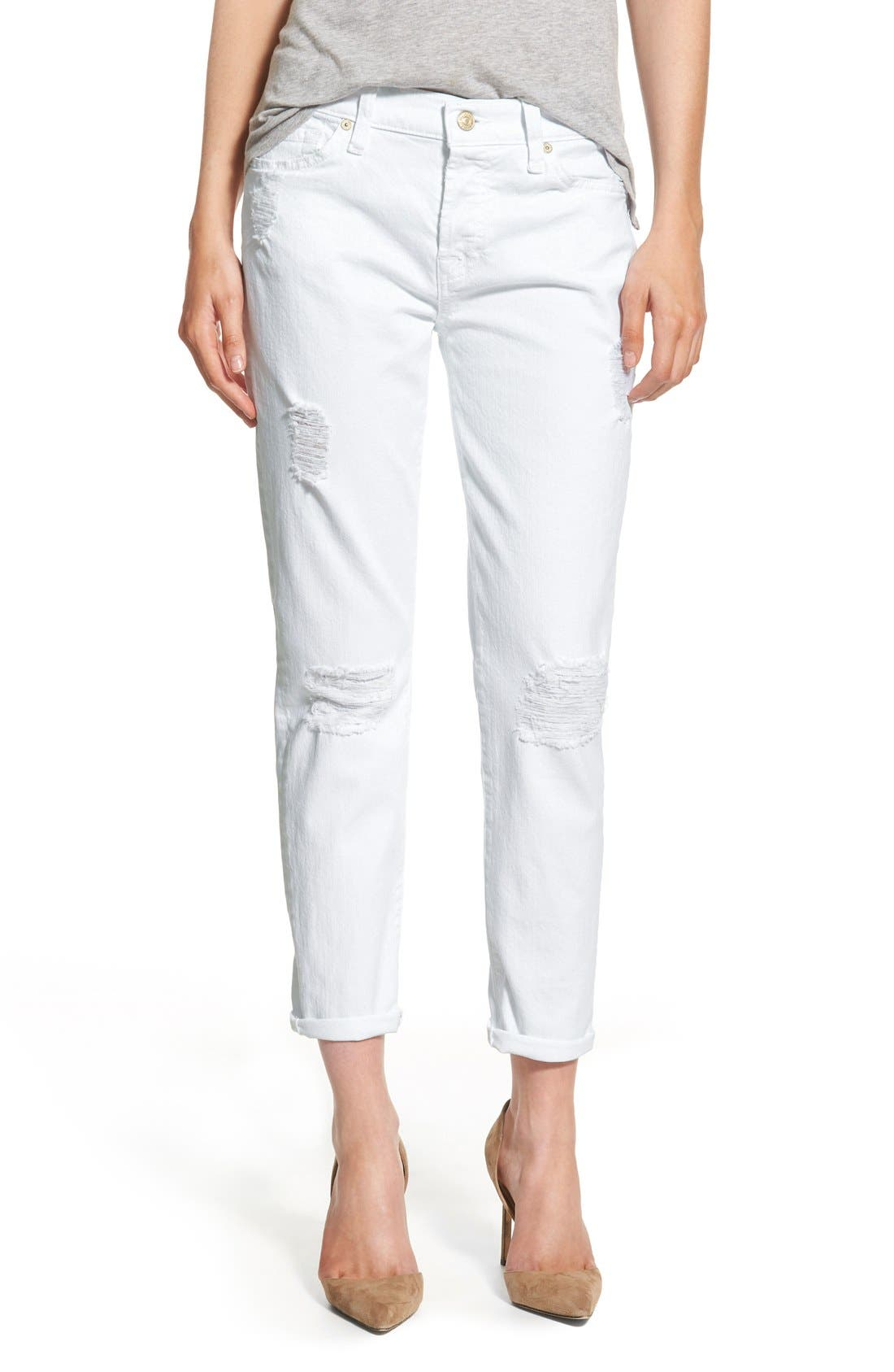 7 For All Mankind® 'Josefina' Boyfriend Jeans