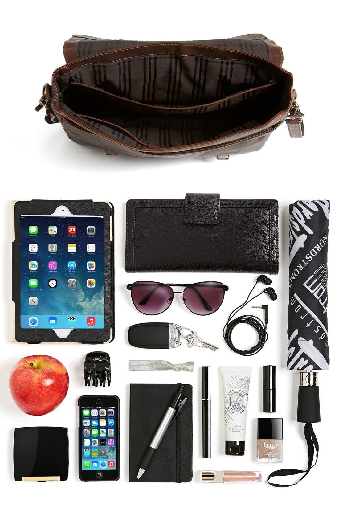 Alternate Image 5  - Frye 'Logan' Leather Flap Briefcase