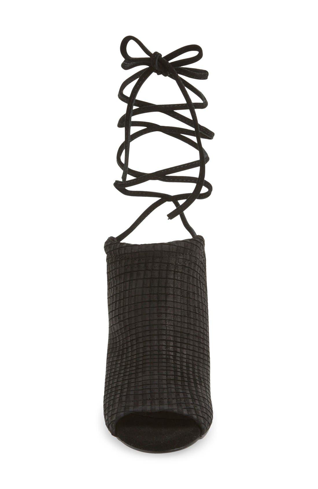 Alternate Image 3  - Urge Footwear 'Eve' Lace-Up Mule Sandal (Women)