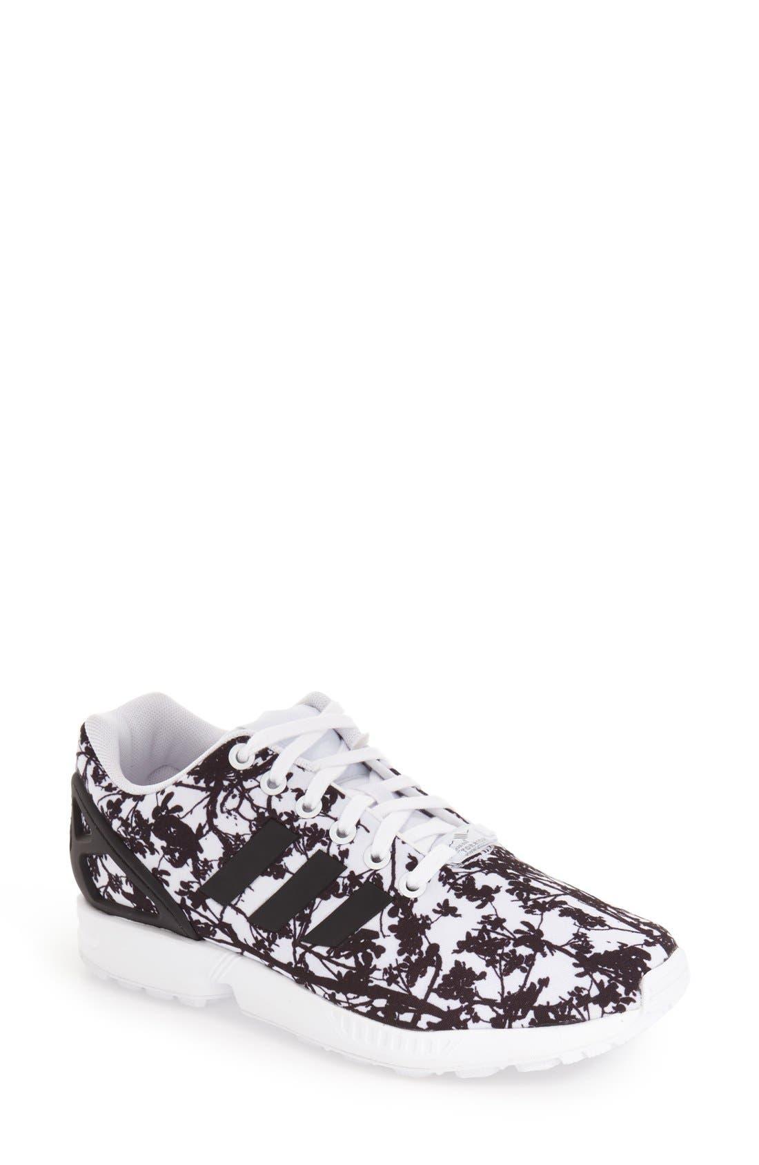 Alternate Image 1 Selected - adidas 'ZX Flux' Sneaker (Women)