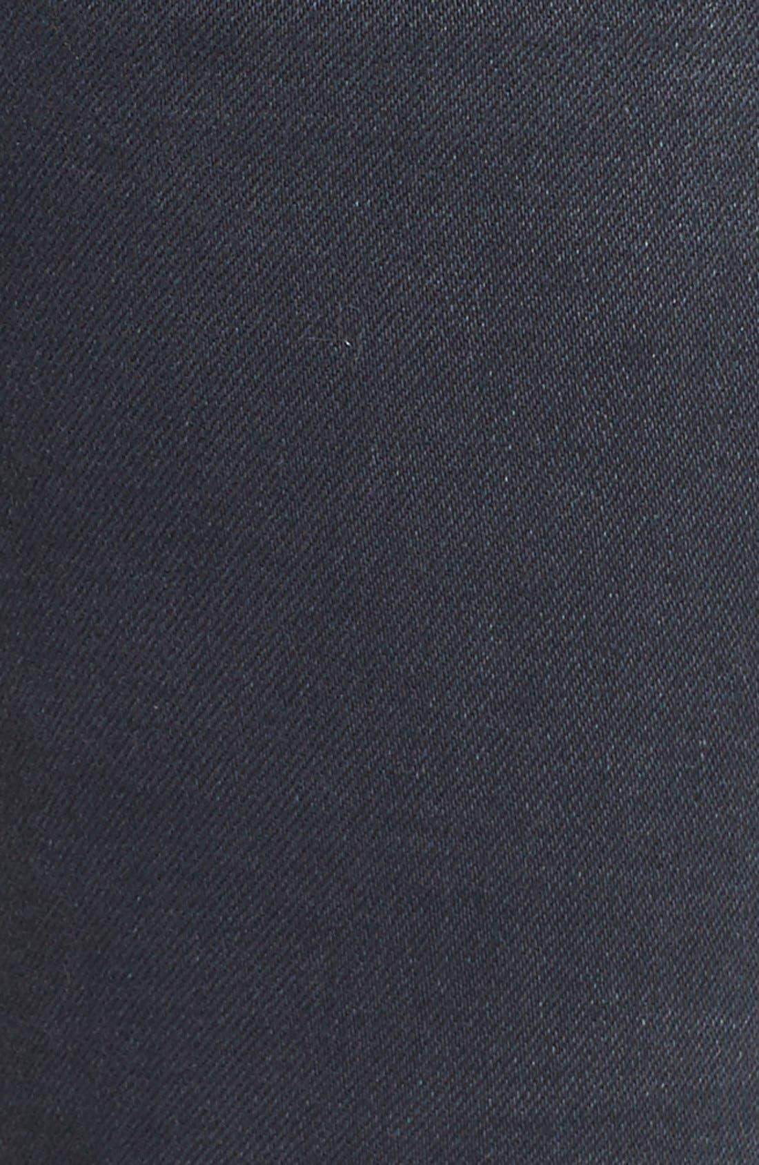Alternate Image 5  - Hudson Jeans Krista Ankle Jeans (Stormy Horizon)