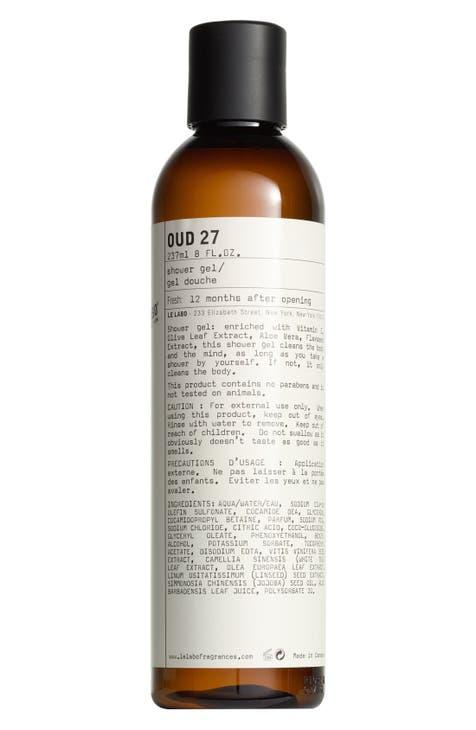 르 라보 '오우드 27' 샤워 젤 (237ml) Le Labo Oud 27 Shower Gel
