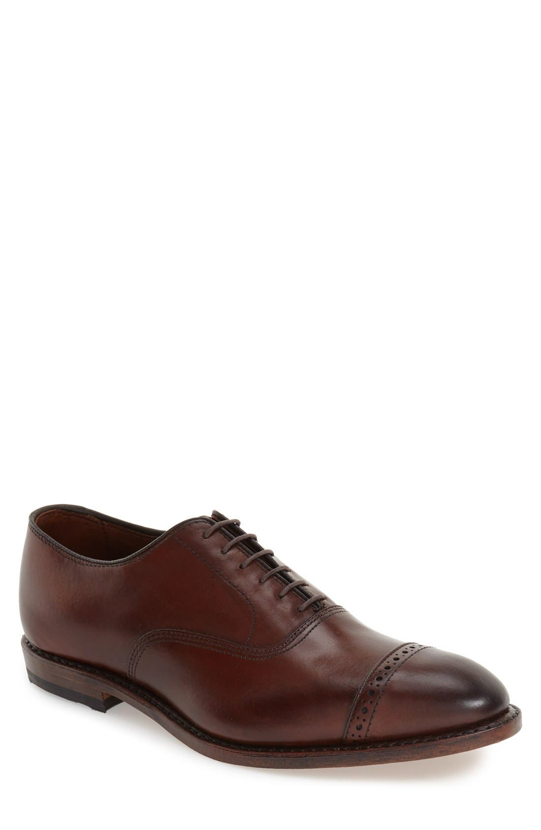 ALLEN EDMONDS 'Fifth Avenue' Cap Toe Oxford