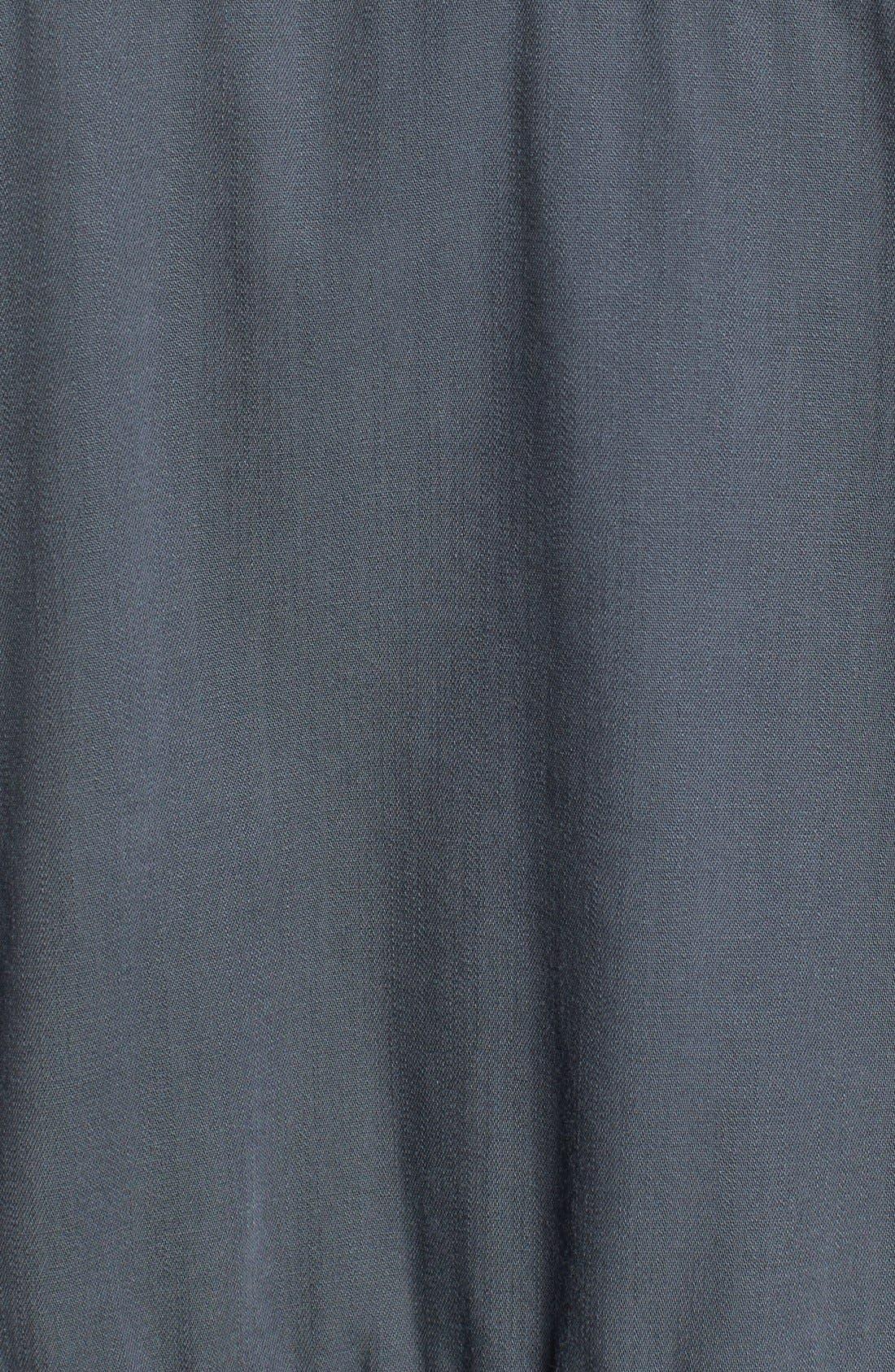 Alternate Image 5  - Caslon® Draped Utility Jacket (Regular & Petite)