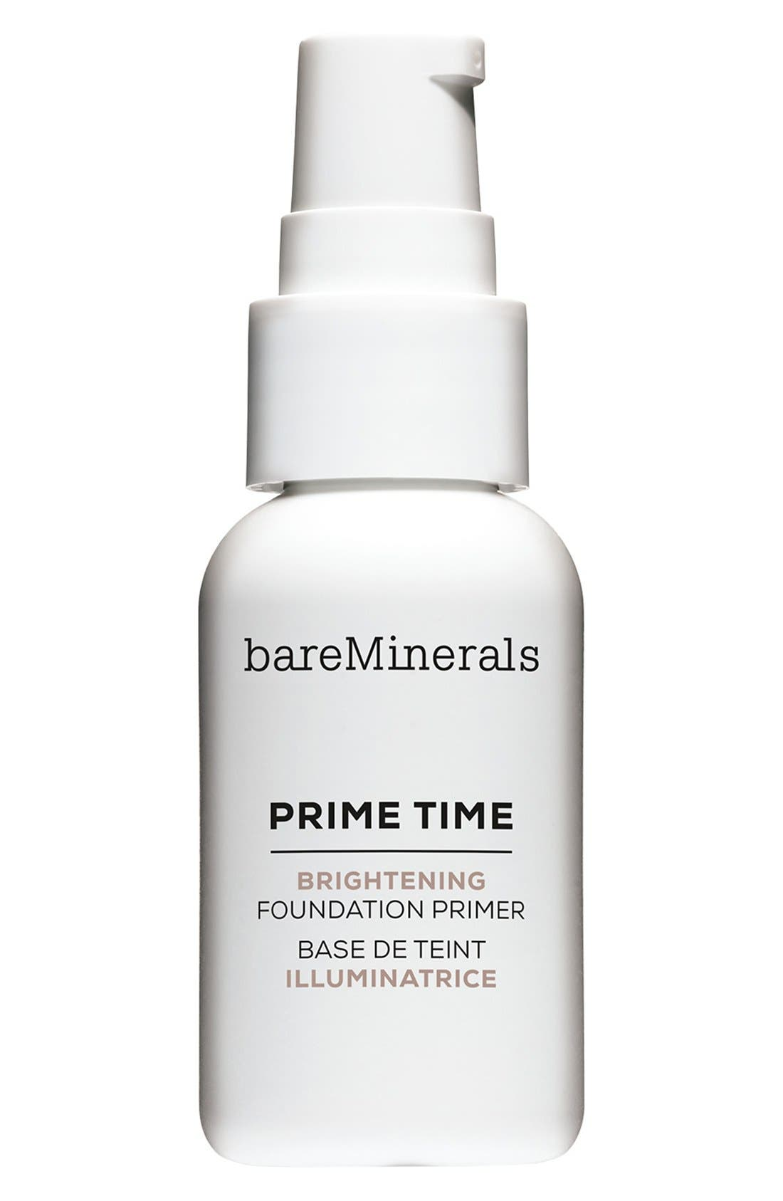 bareMinerals® Prime Time Brightening Foundation Primer