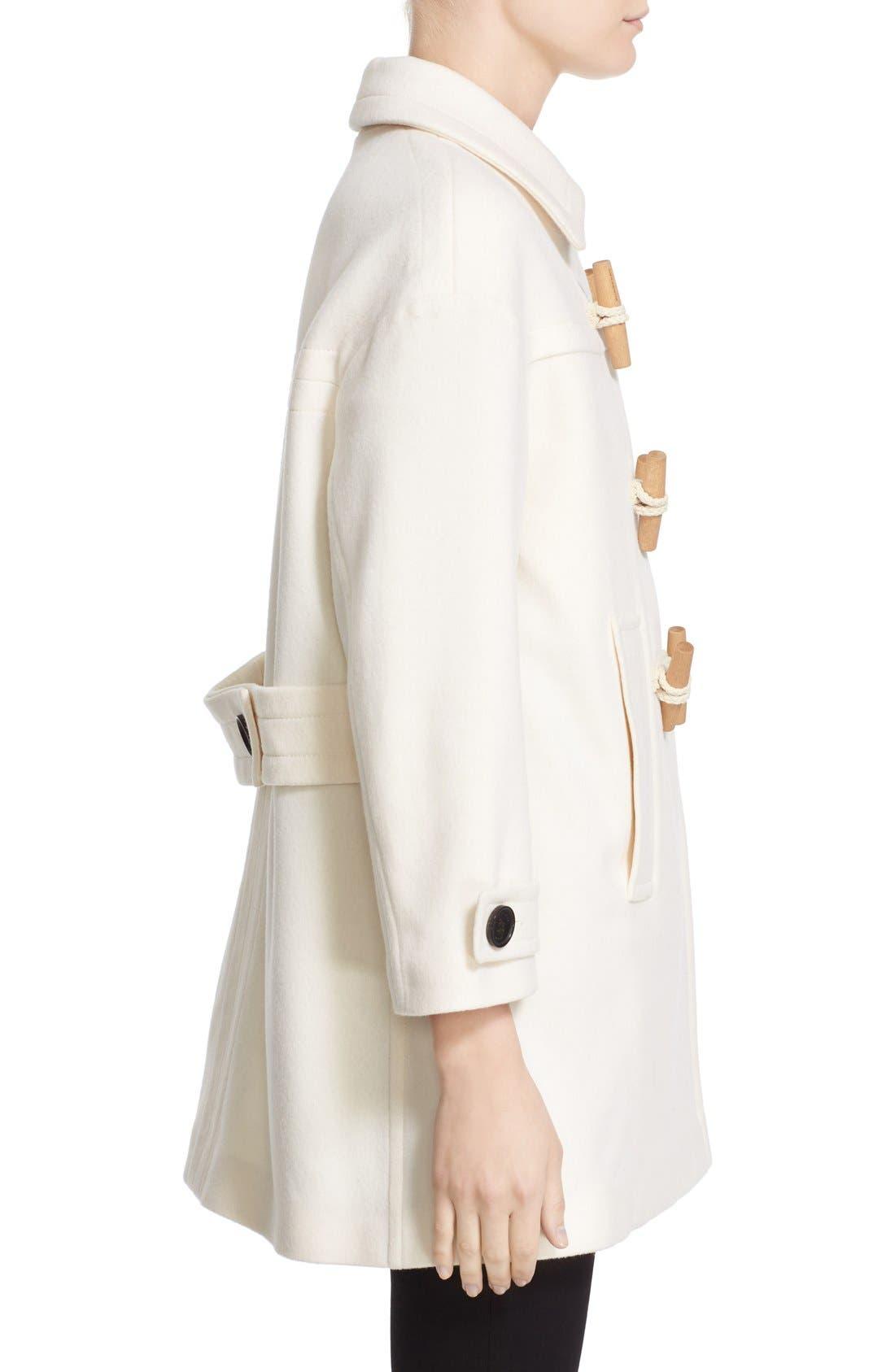 Alternate Image 5  - Burberry Brit 'Plumfield' Cashmere Duffle Coat