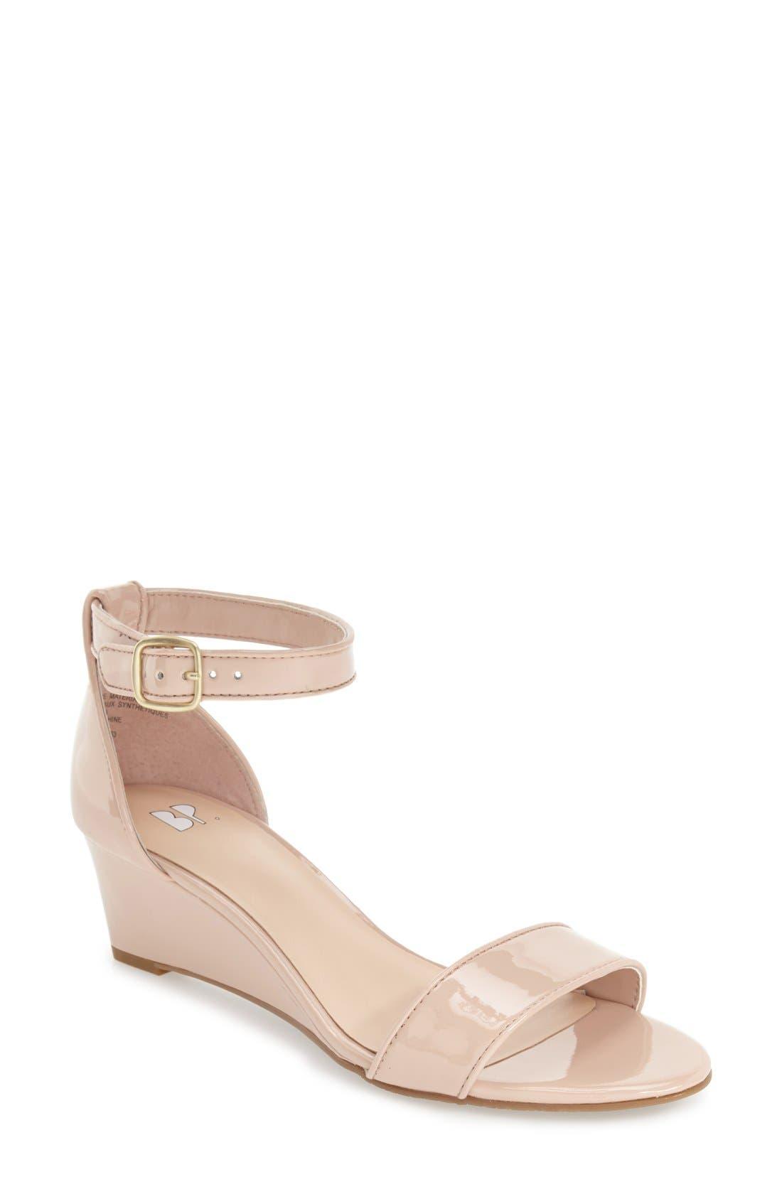 BP. 'Roxie' Wedge Sandal (Women)