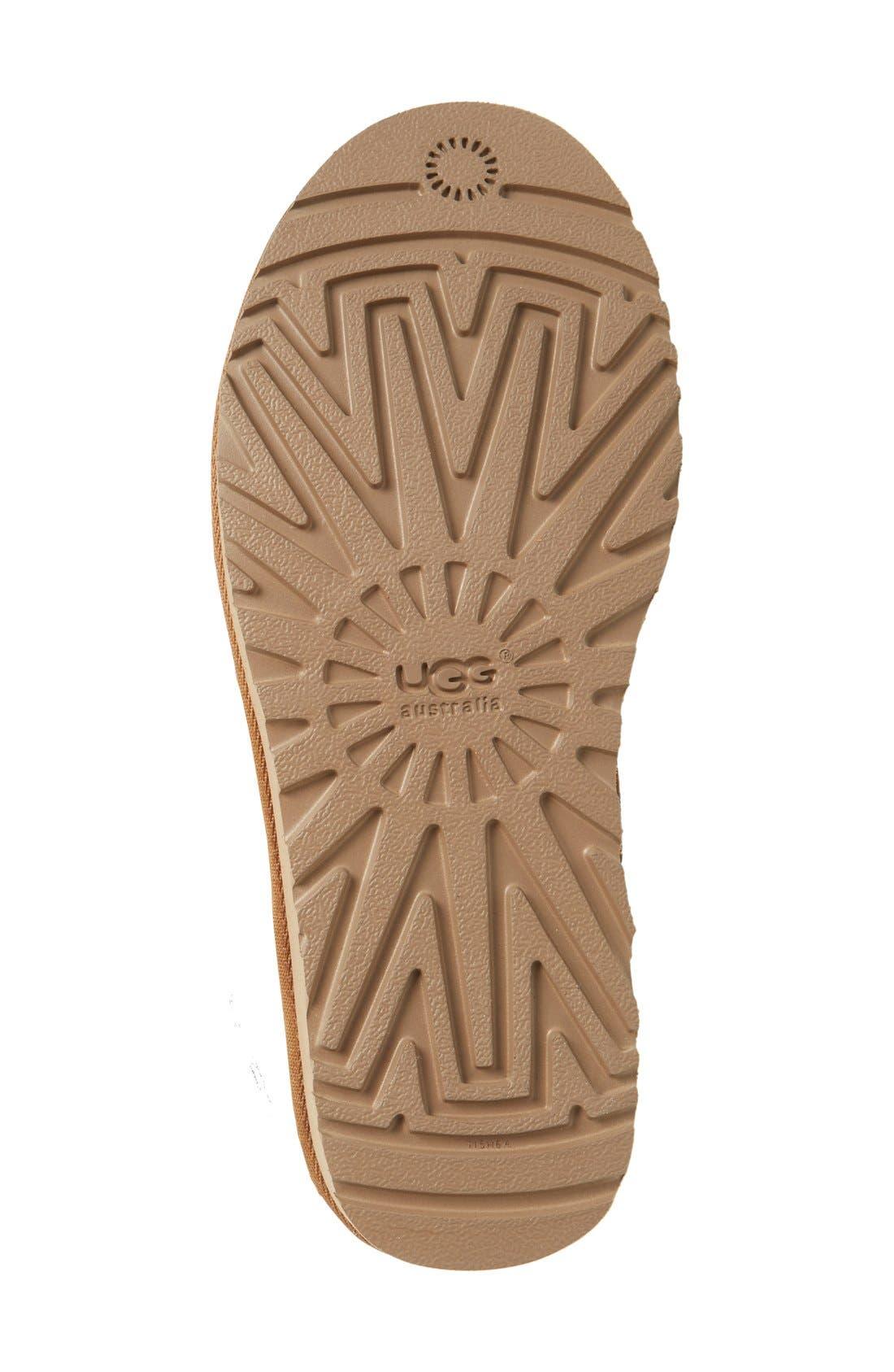 Alternate Image 5  - UGG® Nash Genuine Shearling Boot (Women)