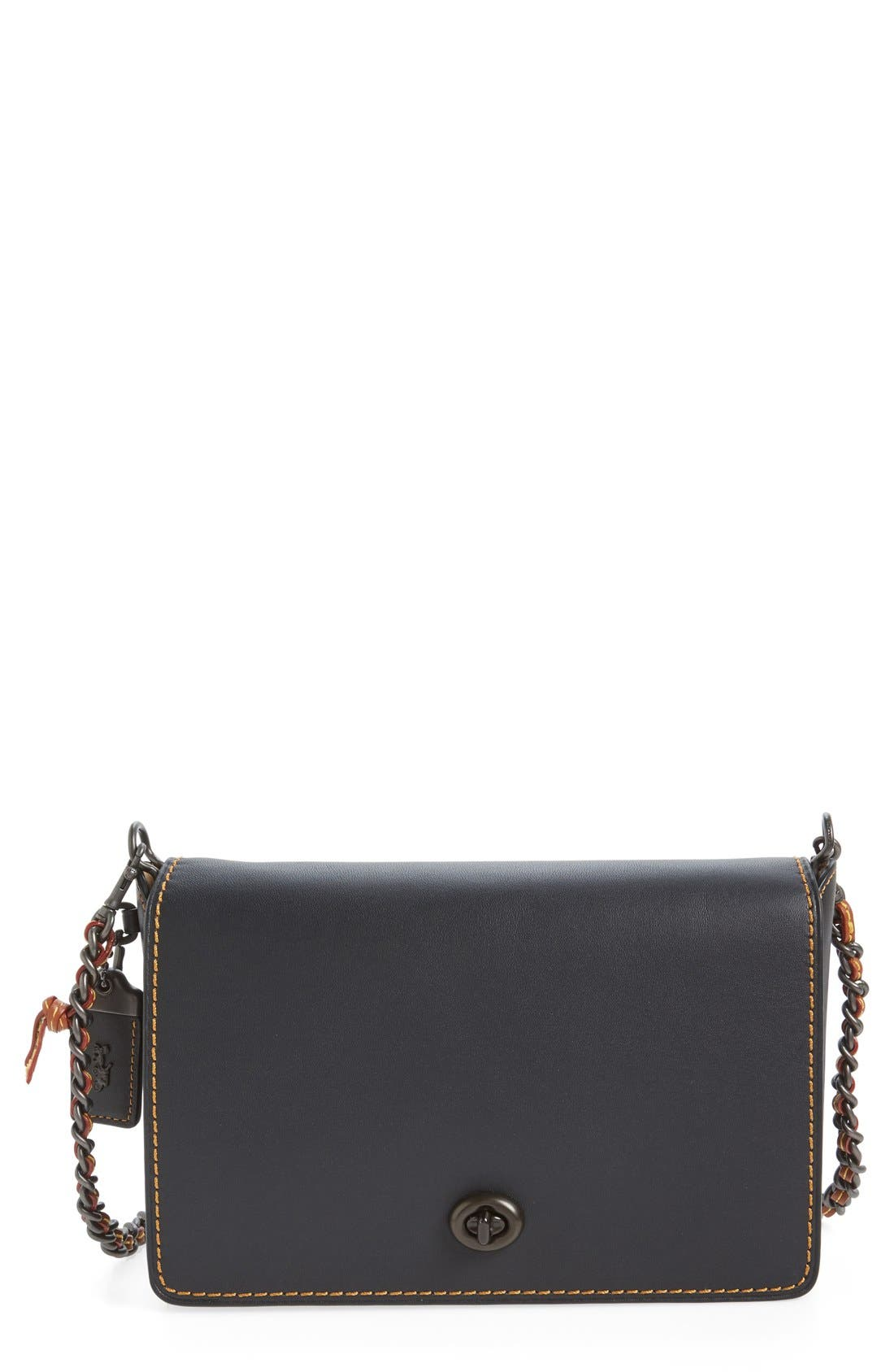 COACH 1941 'Dinky 24' Leather Crossbody Bag