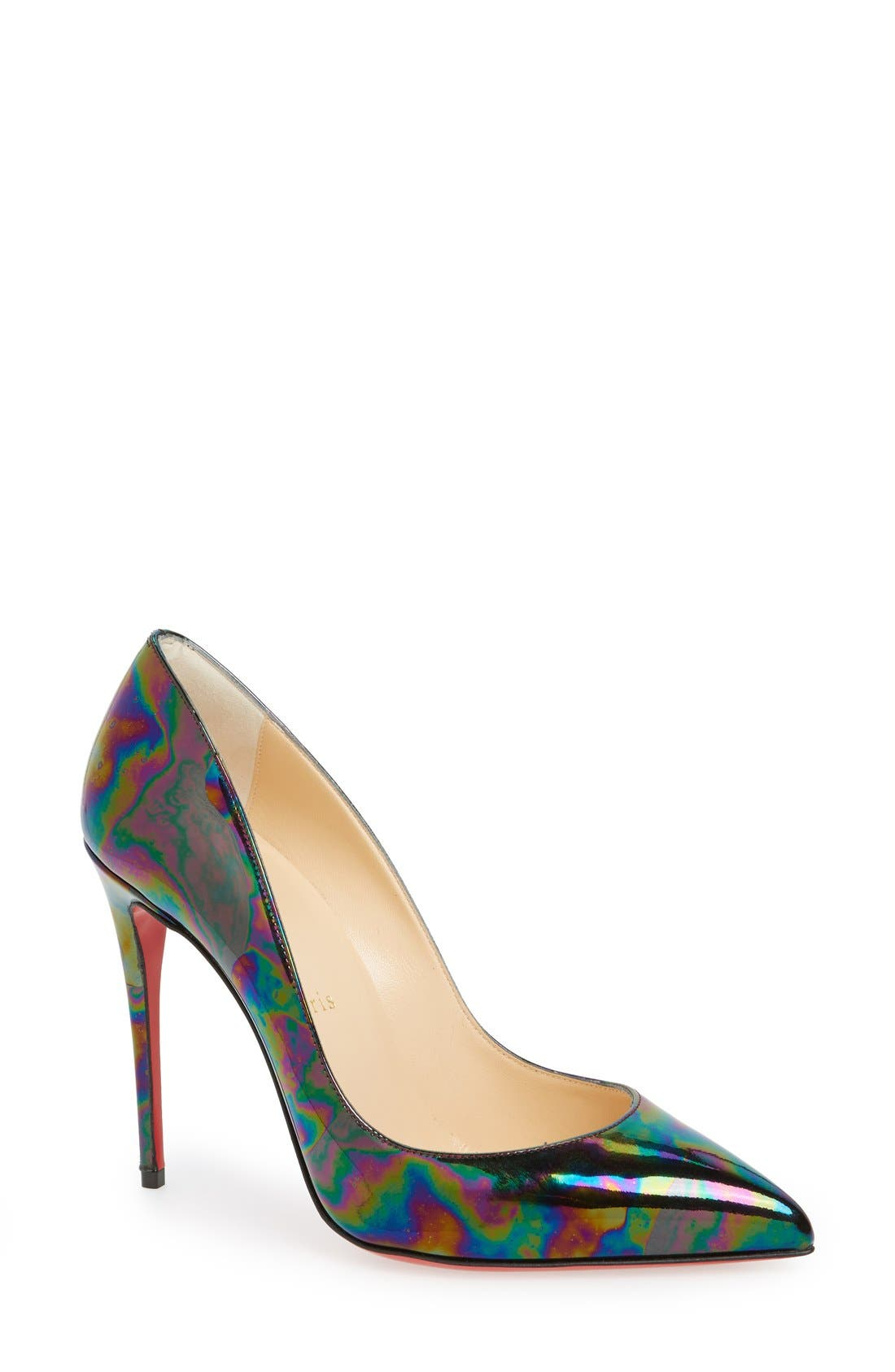 Alternate Image 1 Selected - Christian Louboutin 'Pigalle Follies' Pump (Women)