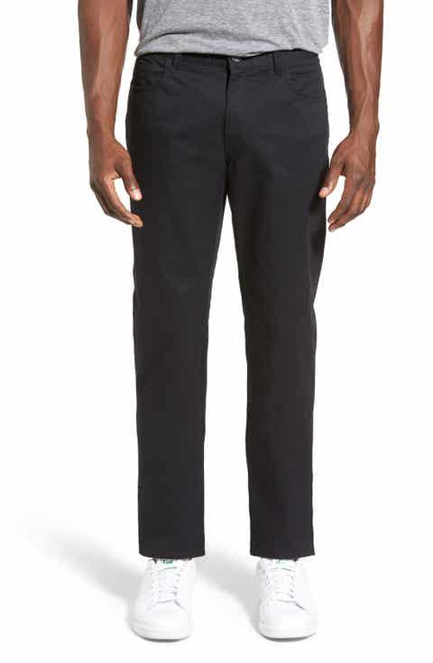 Original Penguin Slim Fit Stretch Cotton Pants