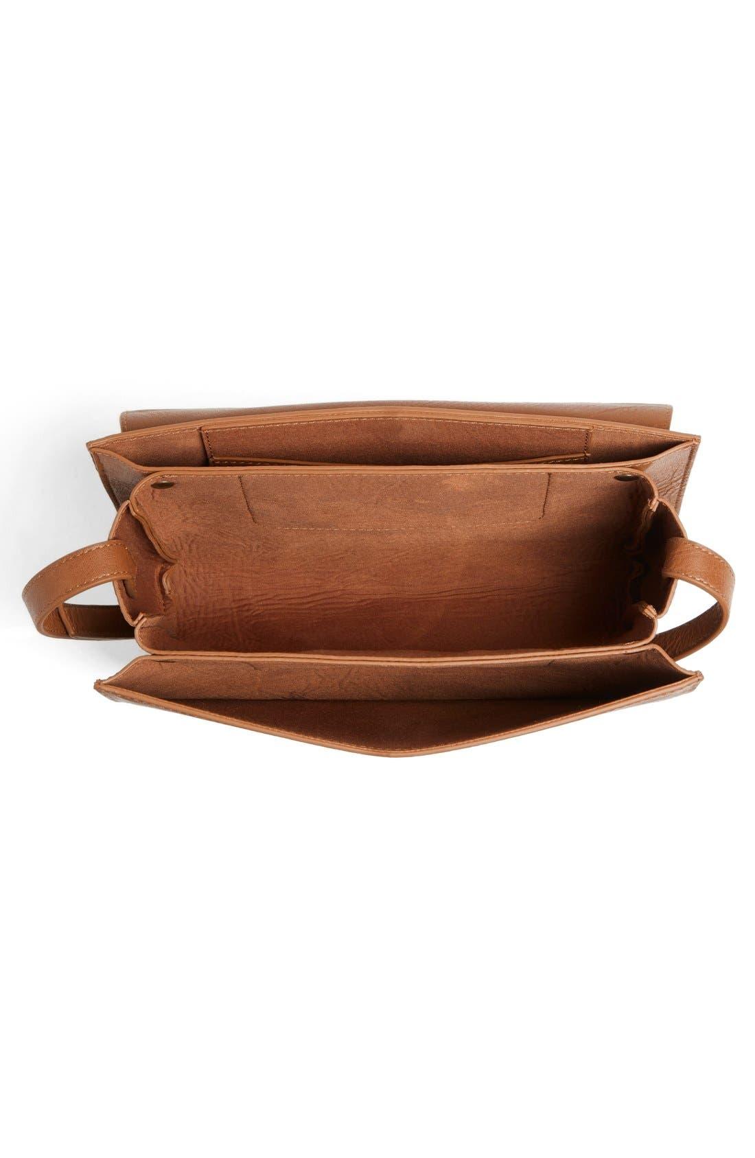 Alternate Image 4  - BP. Tassel Faux Leather Crossbody Bag
