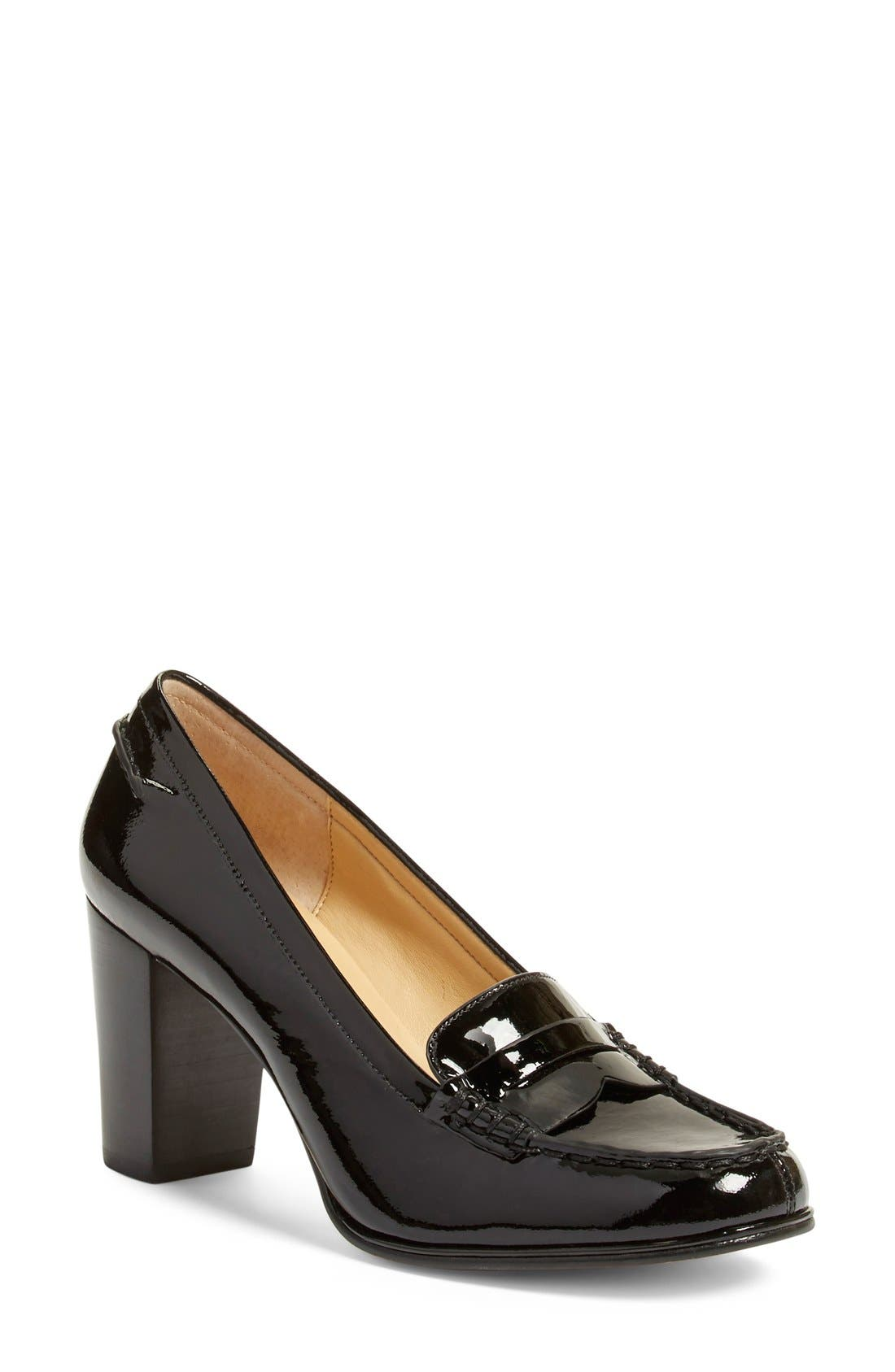 Main Image - MICHAEL Michael Kors 'Bayville' Loafer Pump