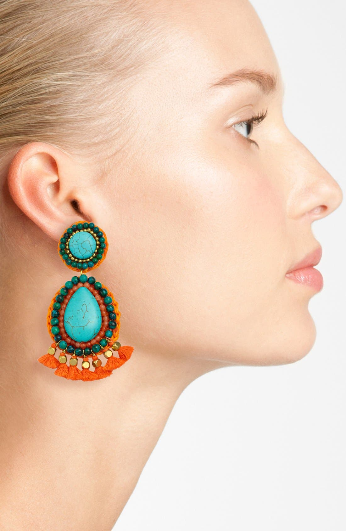 Alternate Image 2  - Panacea Tassel Earrings