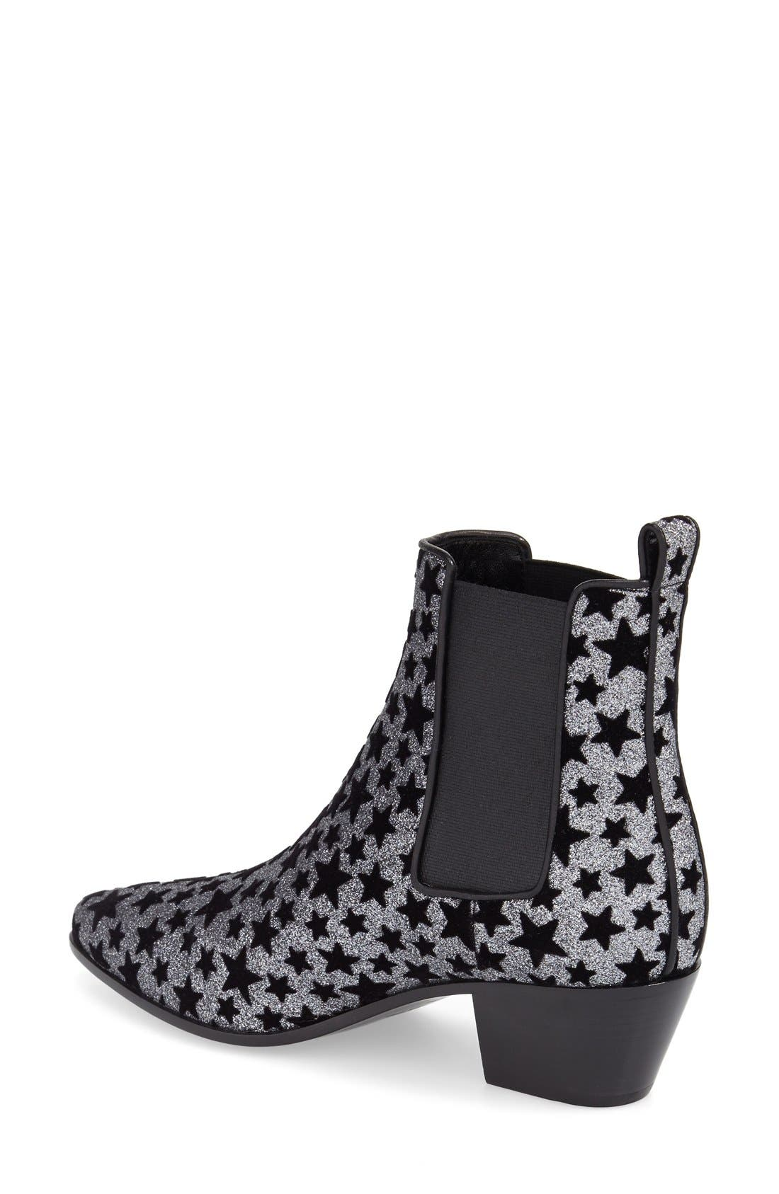 Alternate Image 2  - Saint Laurent 'Rock Star' Bootie (Women)
