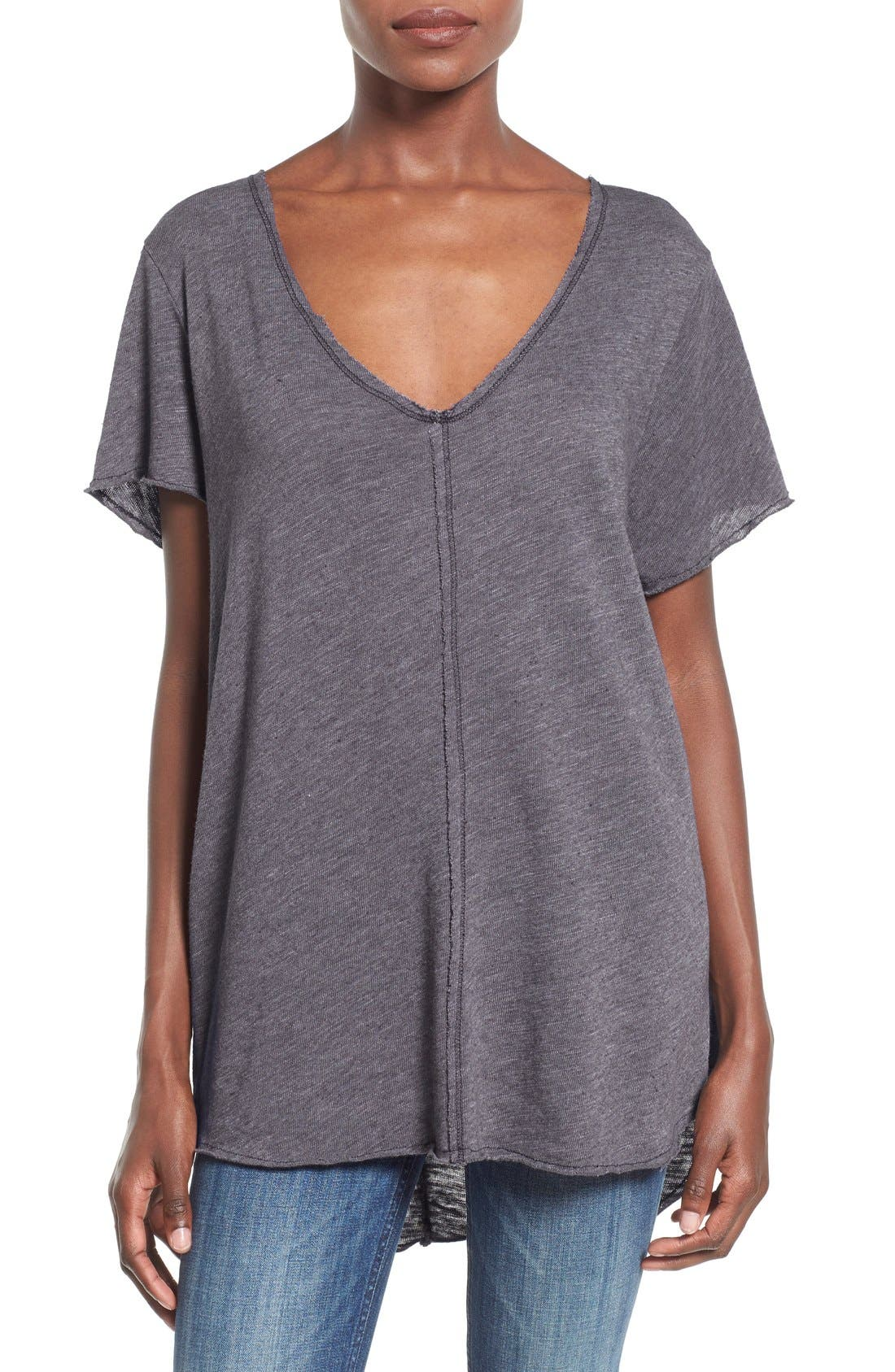 Alternate Image 1 Selected - Project Social T V-Neck Tee