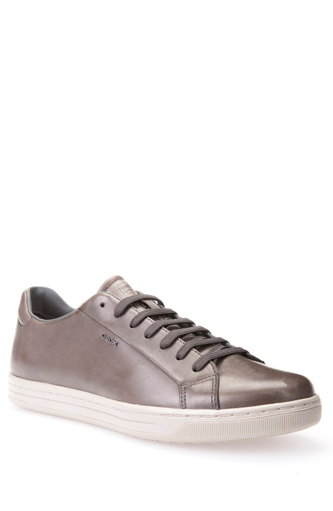 Geox Ricky Leather Sneaker (Men)
