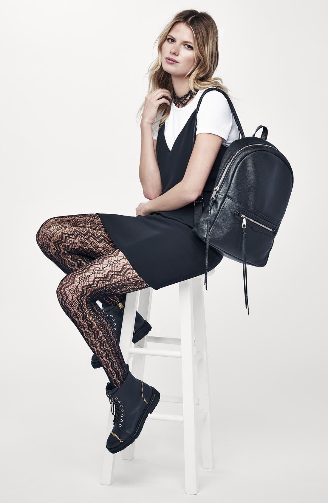 Alternate Image 10  - Rebecca Minkoff 'Always On Regan' Leather Backpack