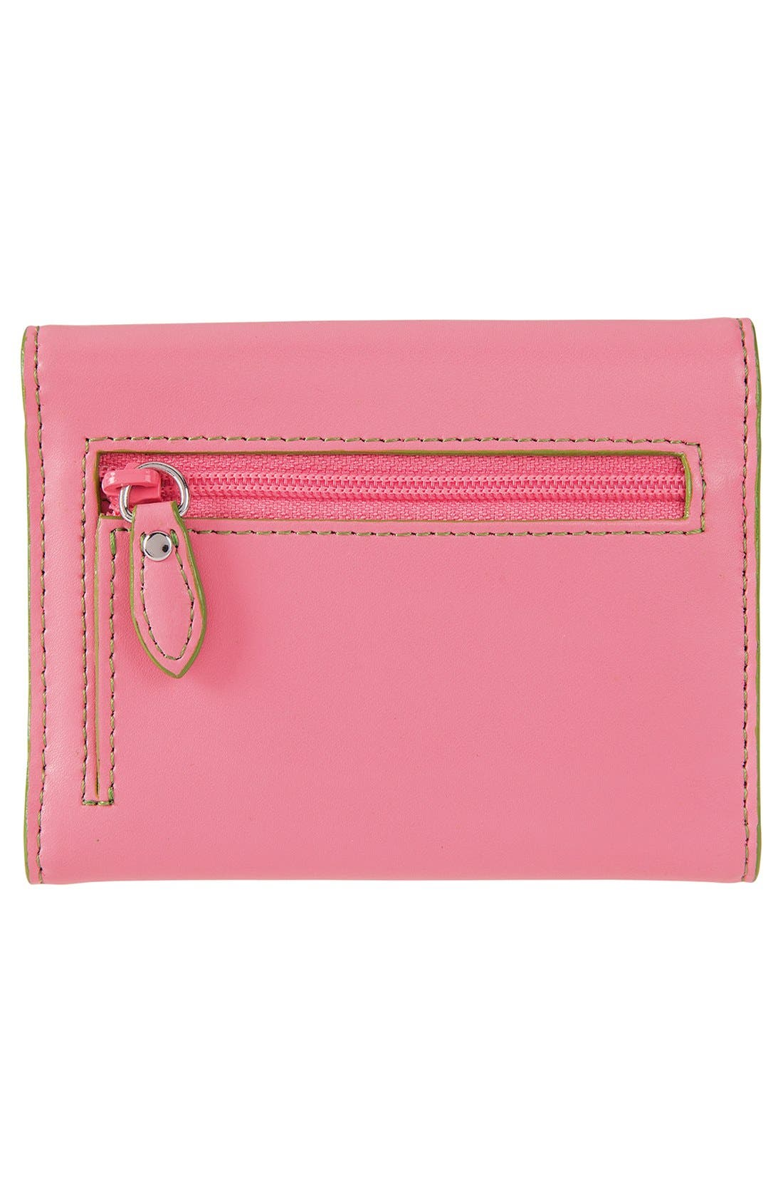 Alternate Image 4  - Lodis 'Audrey - Mallory' Leather French Wallet