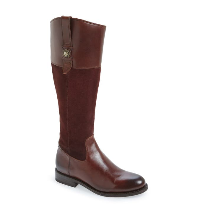 Frye \'Jayden Button\' Tall Boot (Women) | Nordstrom