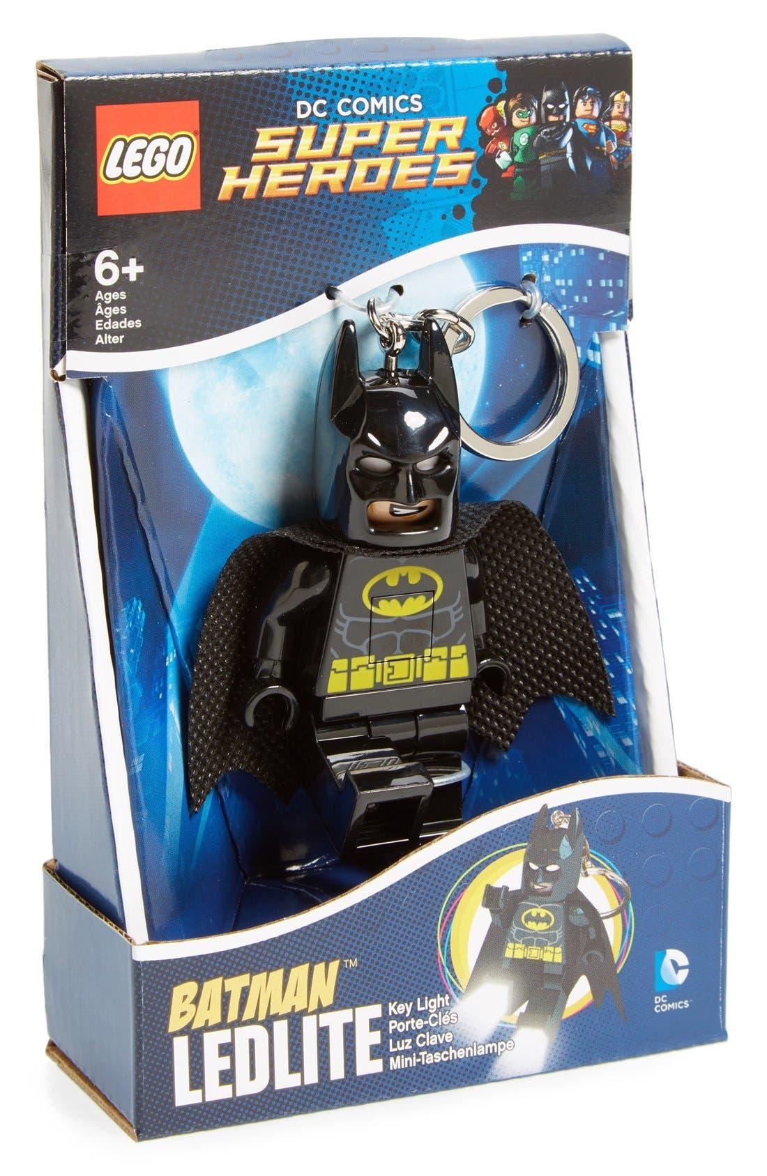 LEGO® 'Batman' LED Lite Key Chain