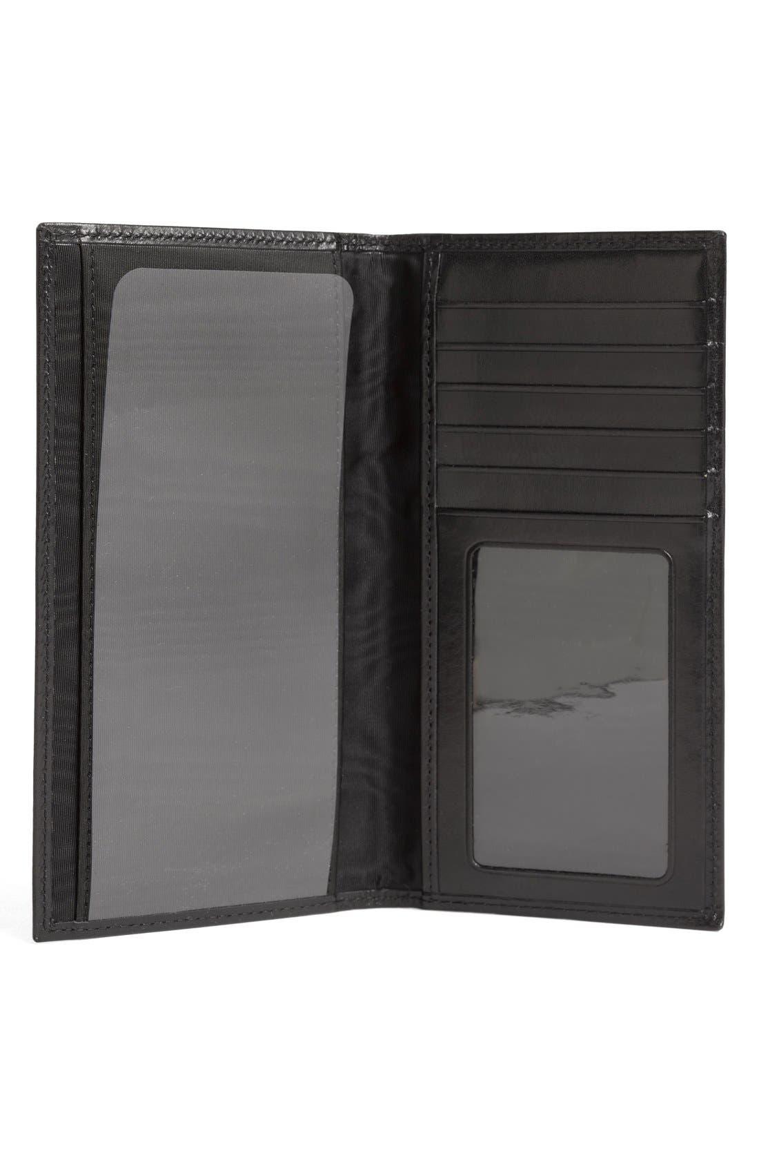 Alternate Image 2  - Bosca 'Old Leather' Checkbook Wallet
