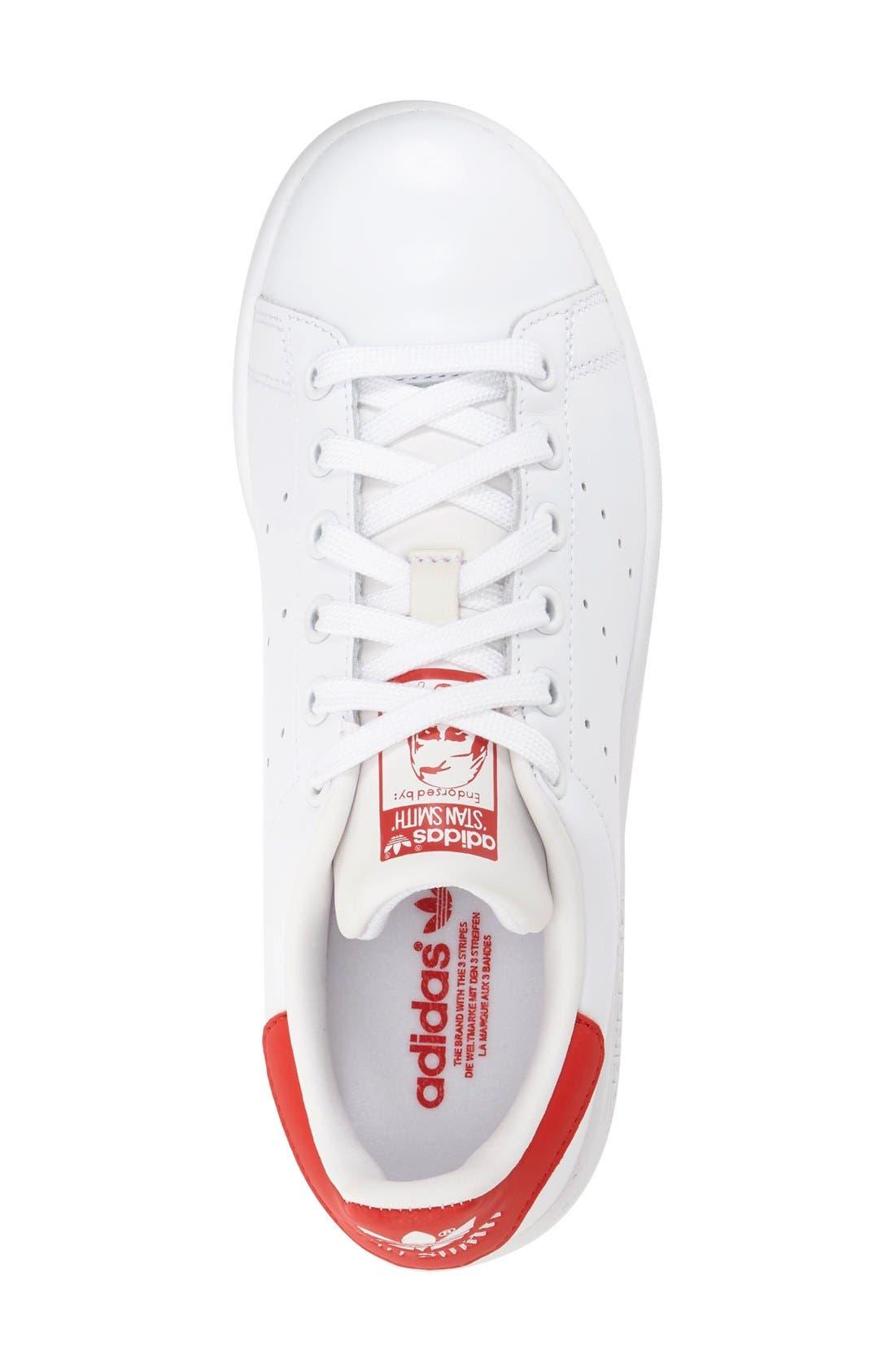 Alternate Image 3  - adidas Stan Smith Sneaker (Women)