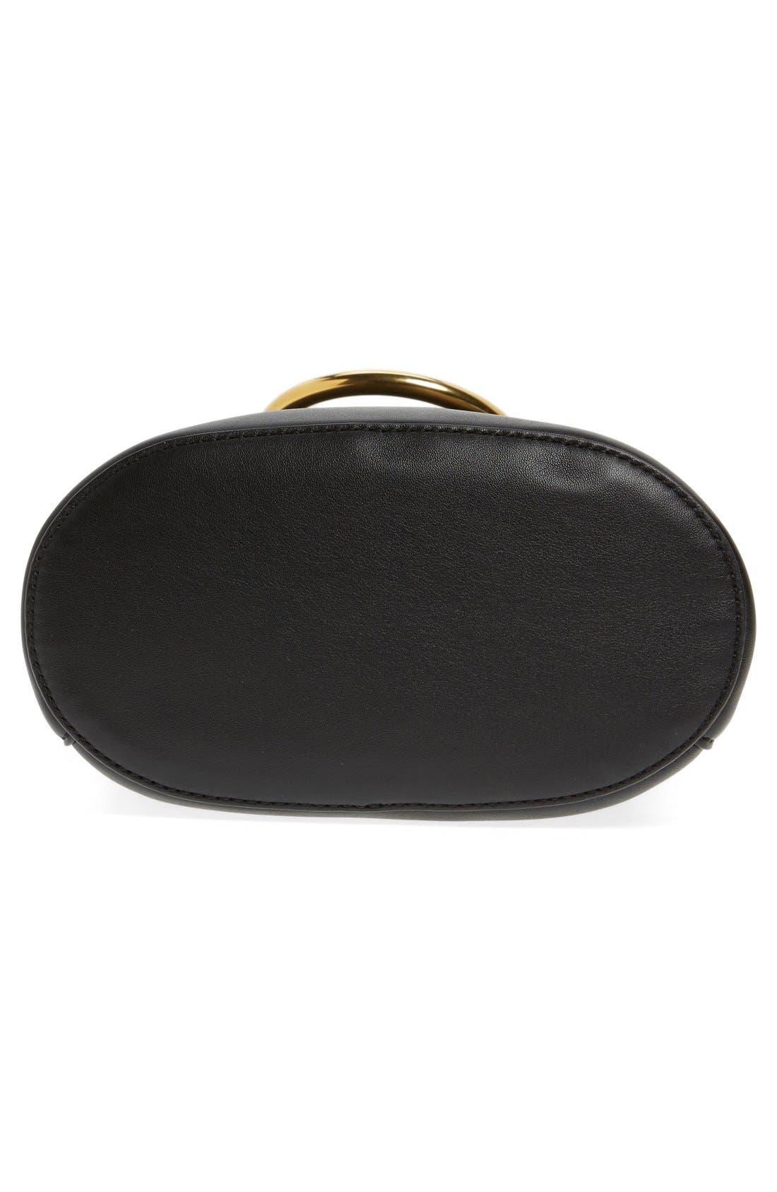 Alternate Image 6  - Stella McCartney 'Medium Ring' Faux Nappa Leather Bucket Bag