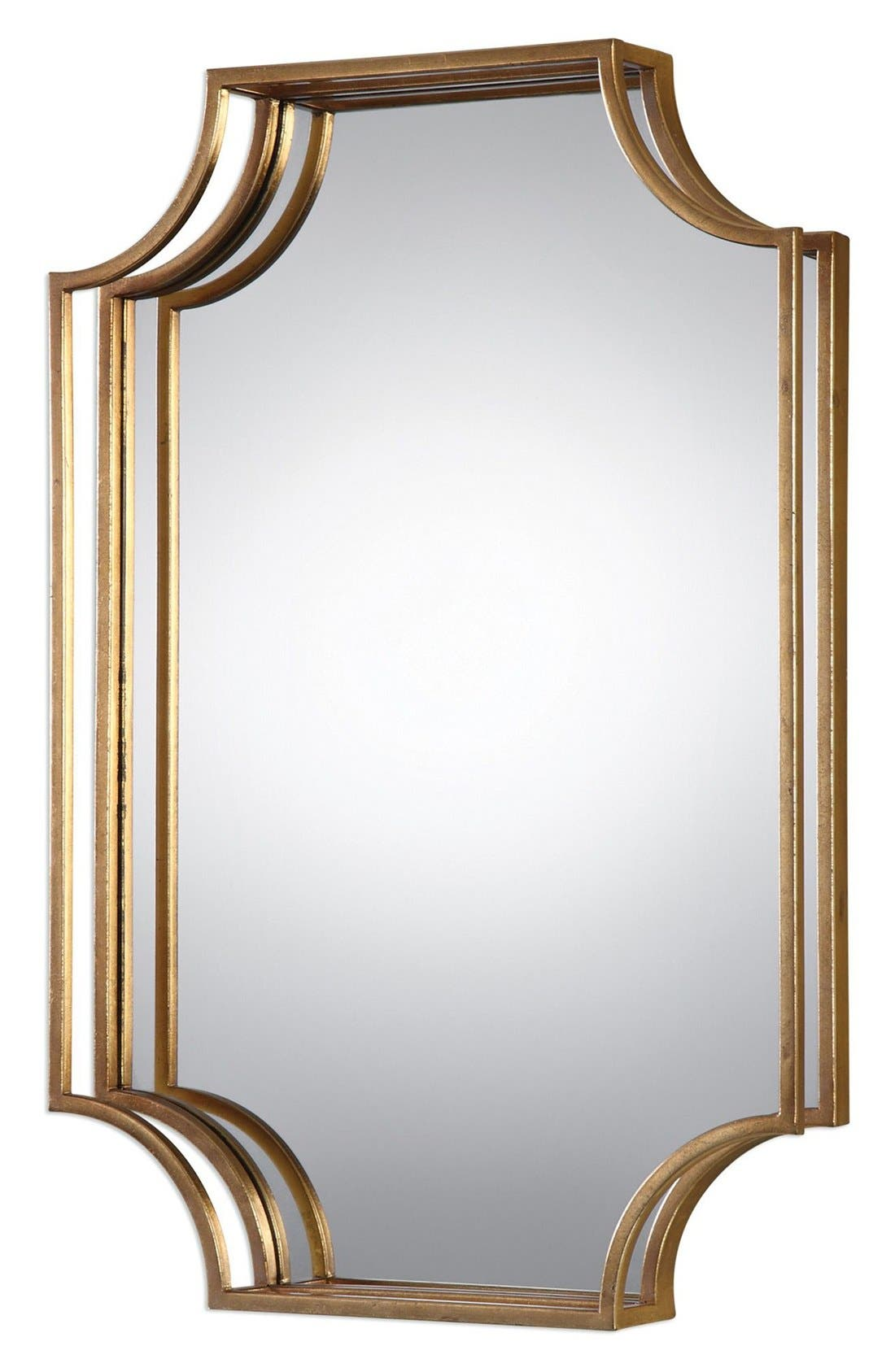 Alternate Image 1 Selected - Uttermost Open Frame Wall Mirror