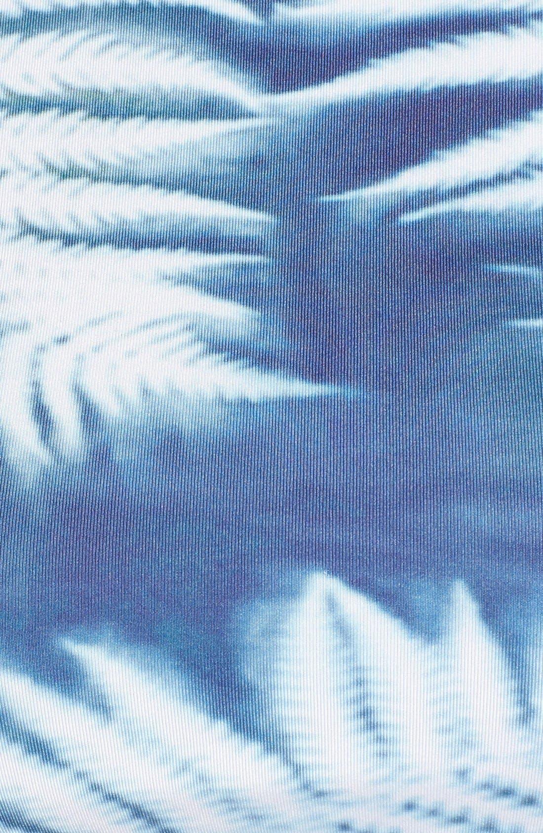 Alternate Image 6  - Rip Curl 'Westwind' Reversible High Neck Bikini Top