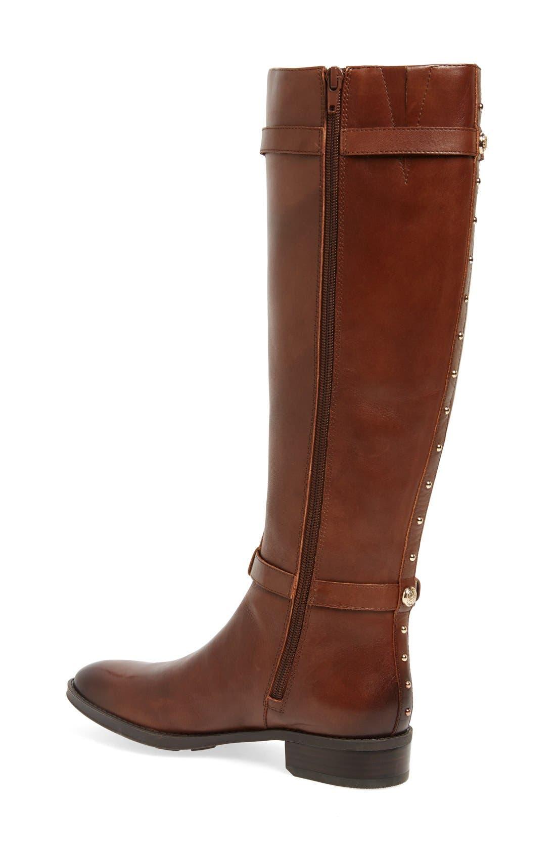 Alternate Image 2  - Vince Camuto 'Preslen' Riding Boot (Women) (Wide Calf)