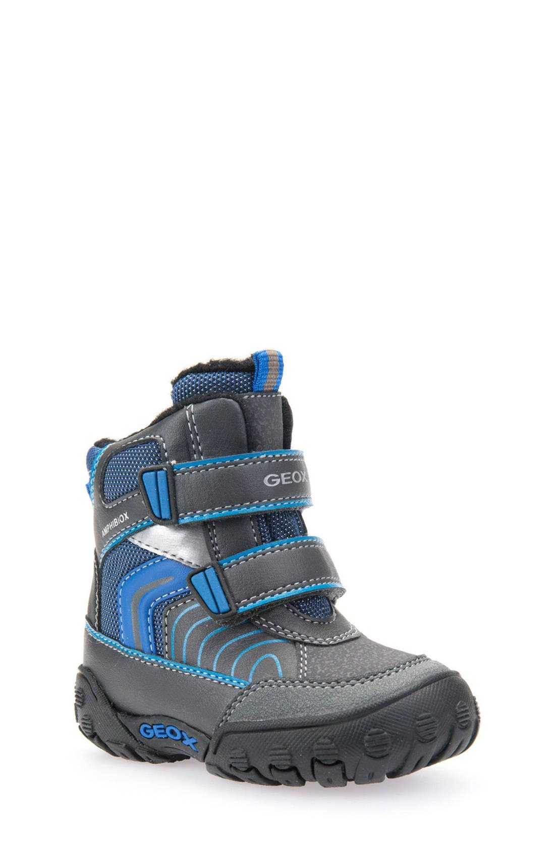 GEOX 'Gulp' Waterproof Sneaker Boot