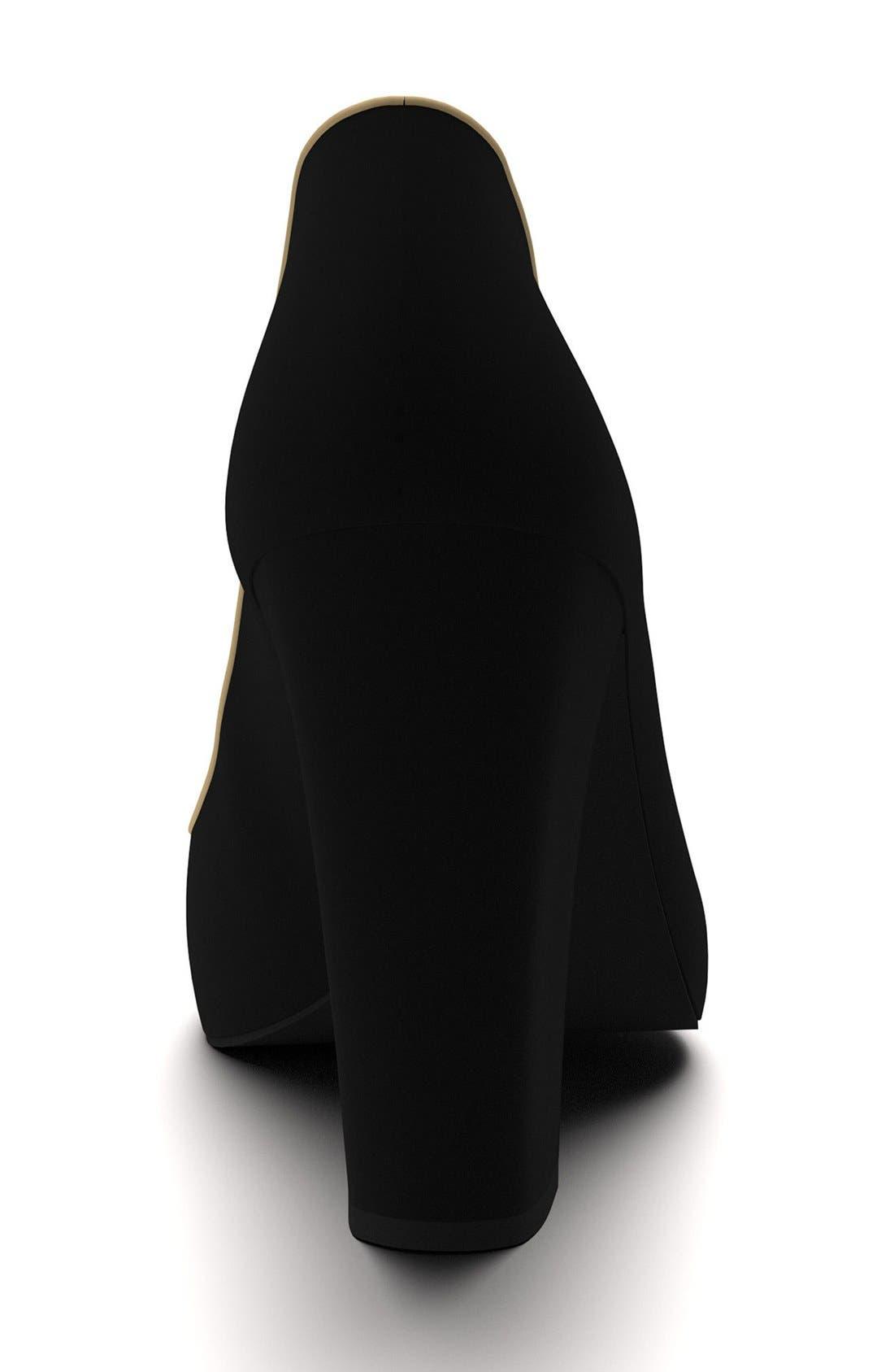 Alternate Image 2  - Shoes of Prey Block Heel Pump (Women)