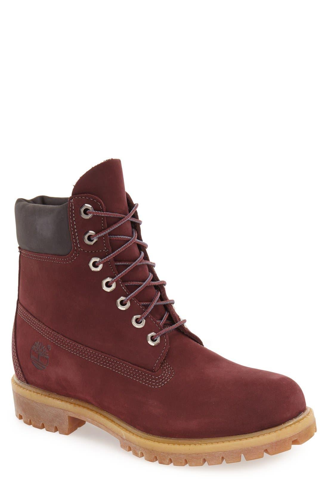Main Image - Timberland 'Autumn Mashup' Waterproof Boot (Men)