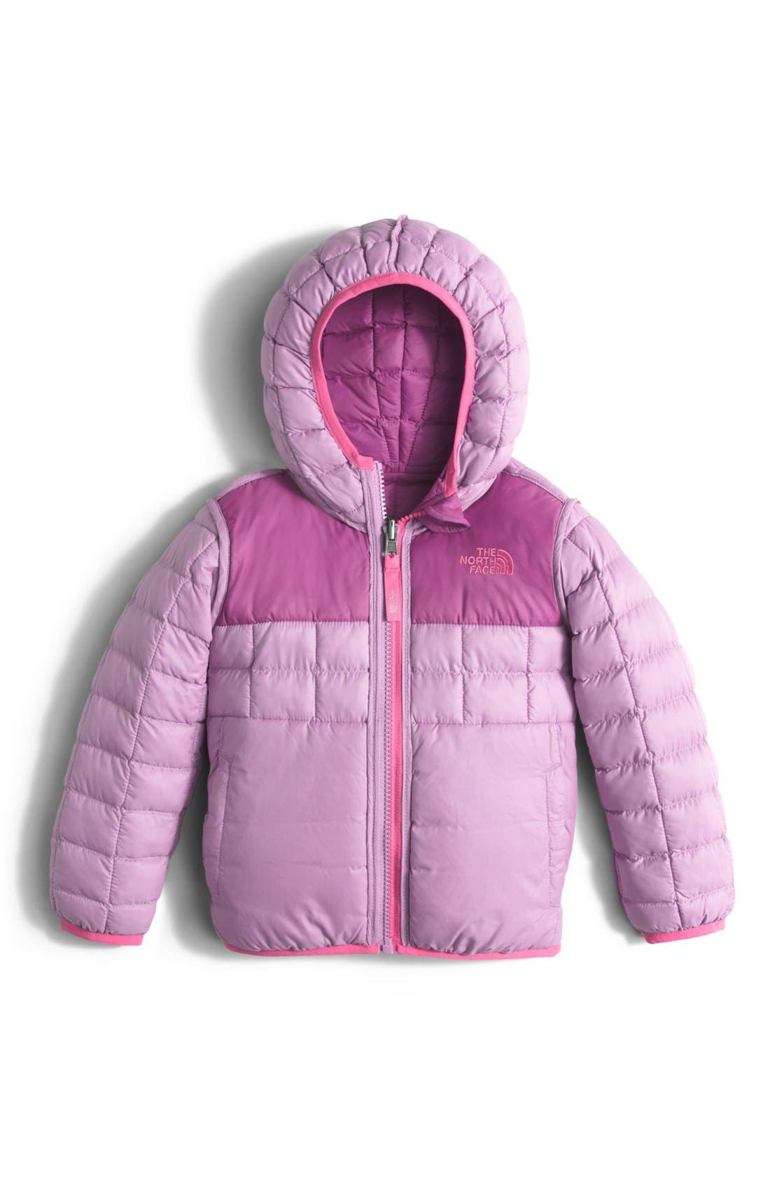 Alternate Image 3  - The North Face 'ThermoBall™' PrimaLoft® Hooded Jacket (Toddler Girls & Little Girls)