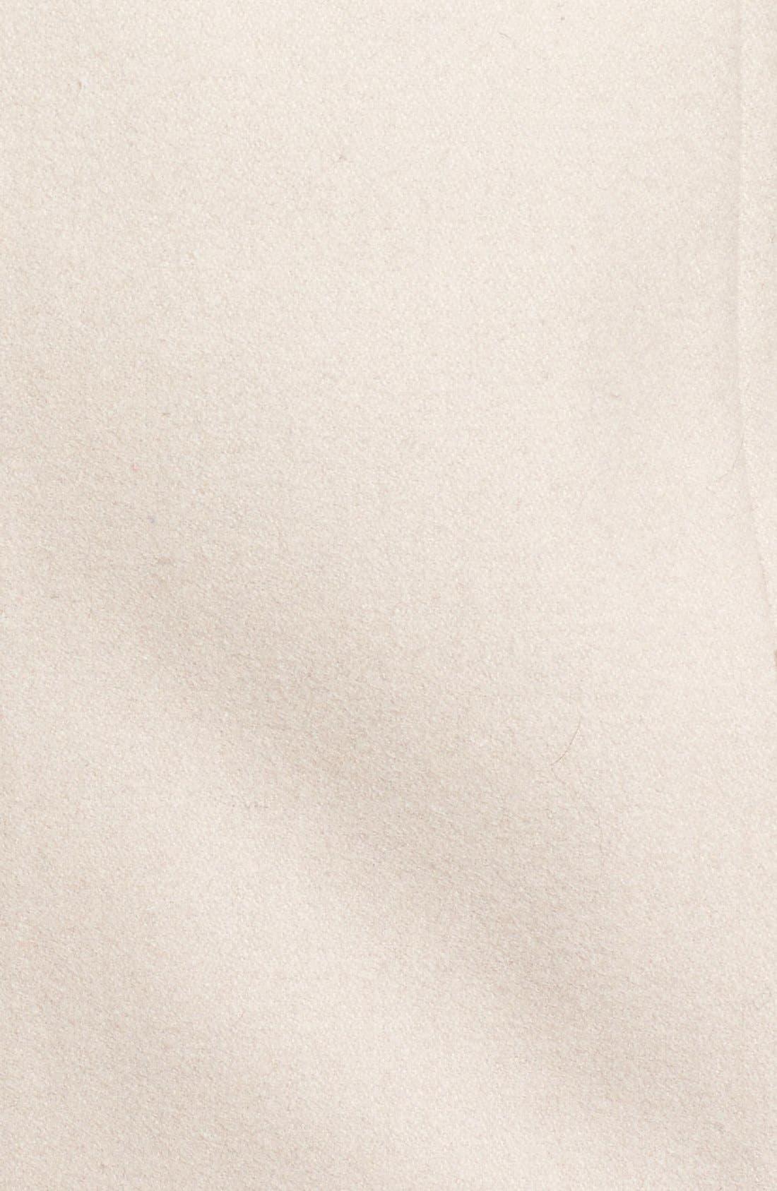 Alternate Image 5  - T Tahari Wool Blend Belted Wrap Coat