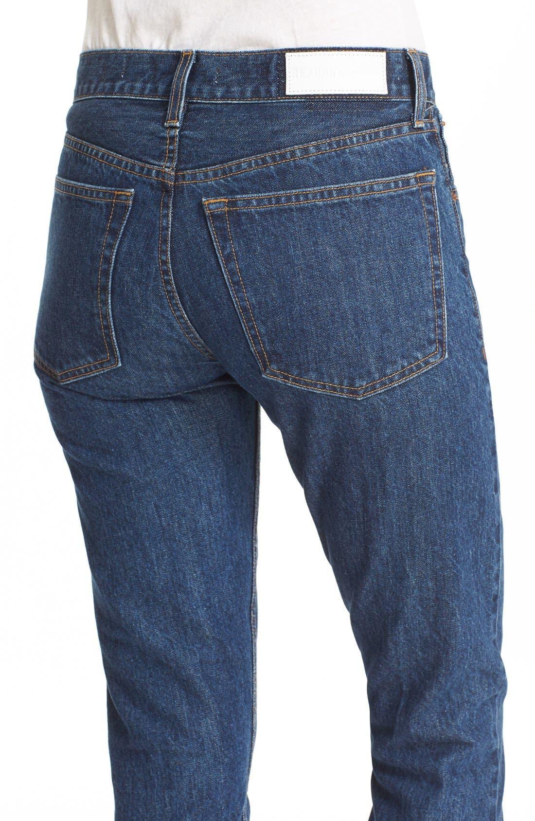 Alternate Image 4  - Re/Done 'Originals' Skinny Jeans