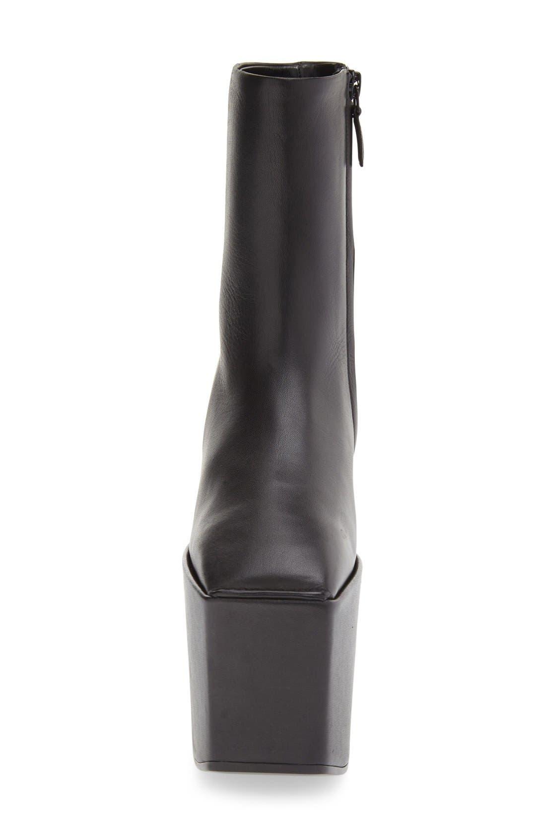Alternate Image 3  - Balenciaga Platform Bootie (Women)