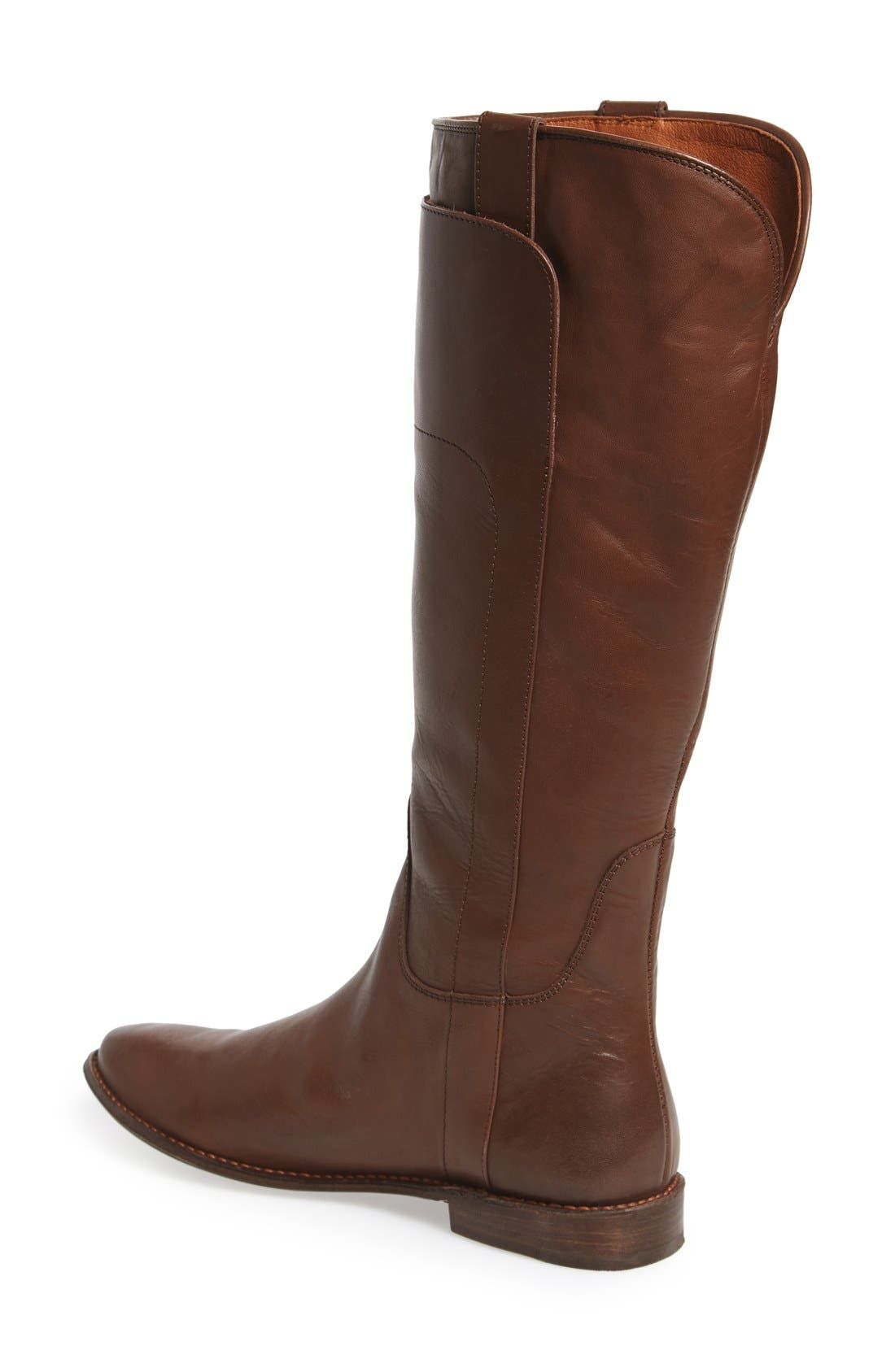 Alternate Image 2  - Frye 'Paige' Tall Riding Boot (Women) (Wide Calf)