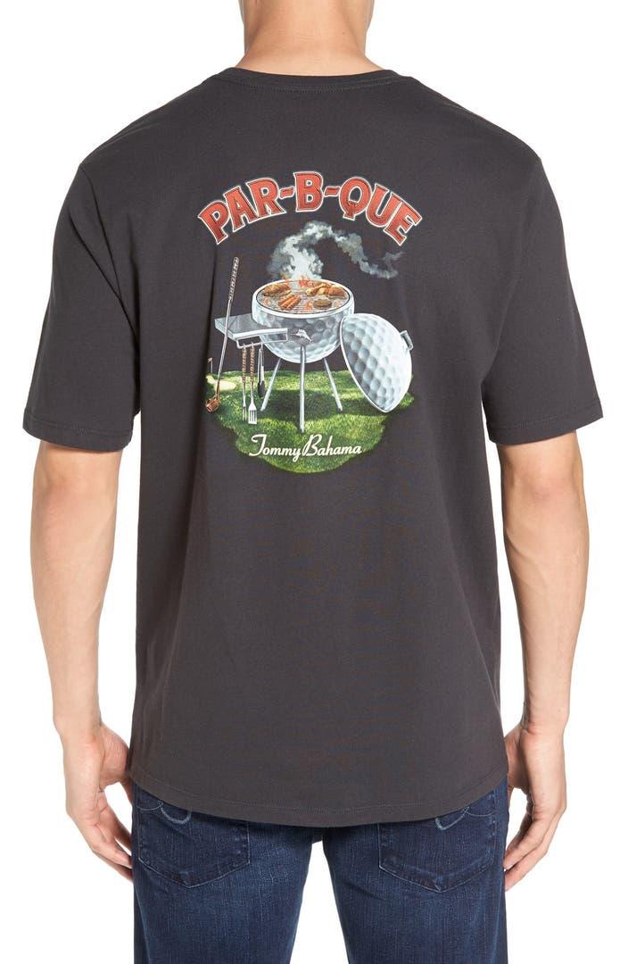 Tommy Bahama 39 Par B Que 39 Graphic Crewneck T Shirt Nordstrom