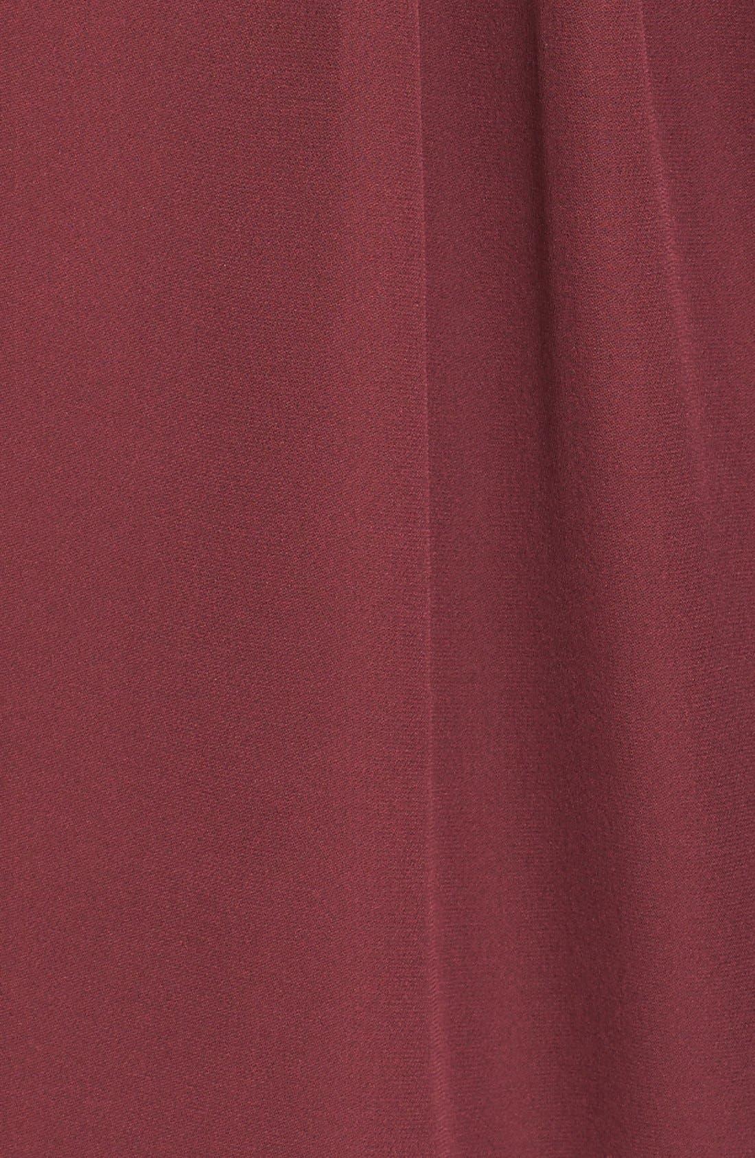 Alternate Image 4  - Joie 'Melisent' Sleeveless Tie Neck Silk Blouse
