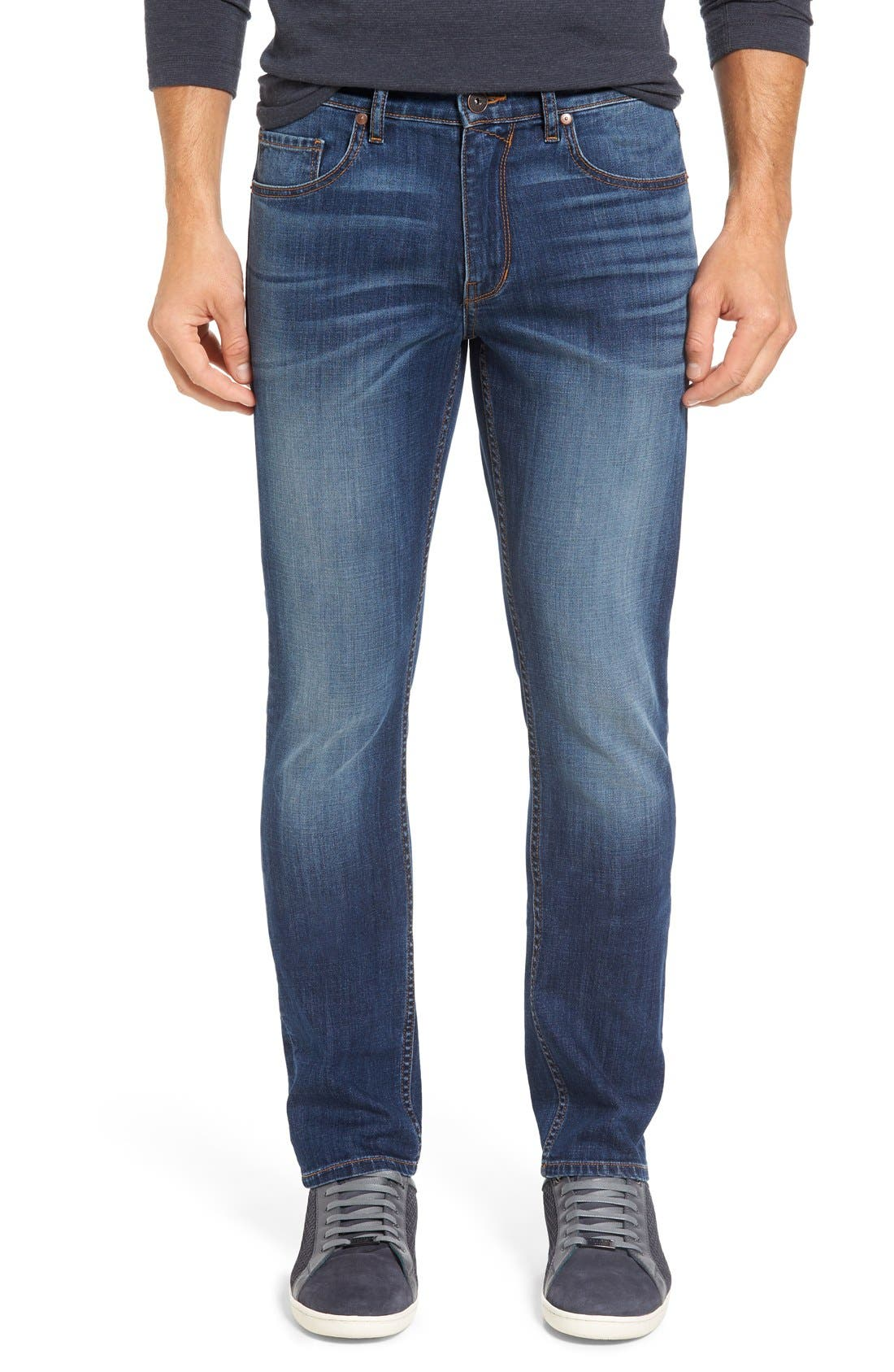 PAIGE Federal LEGACY Slim Straight Leg Jeans