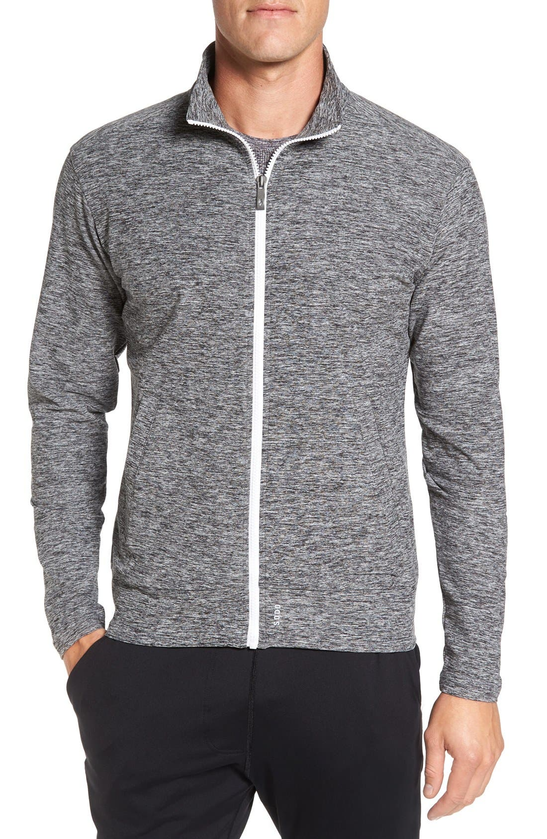 SODO 'The 206' Moisture Wicking Stretch Full Zip Jacket