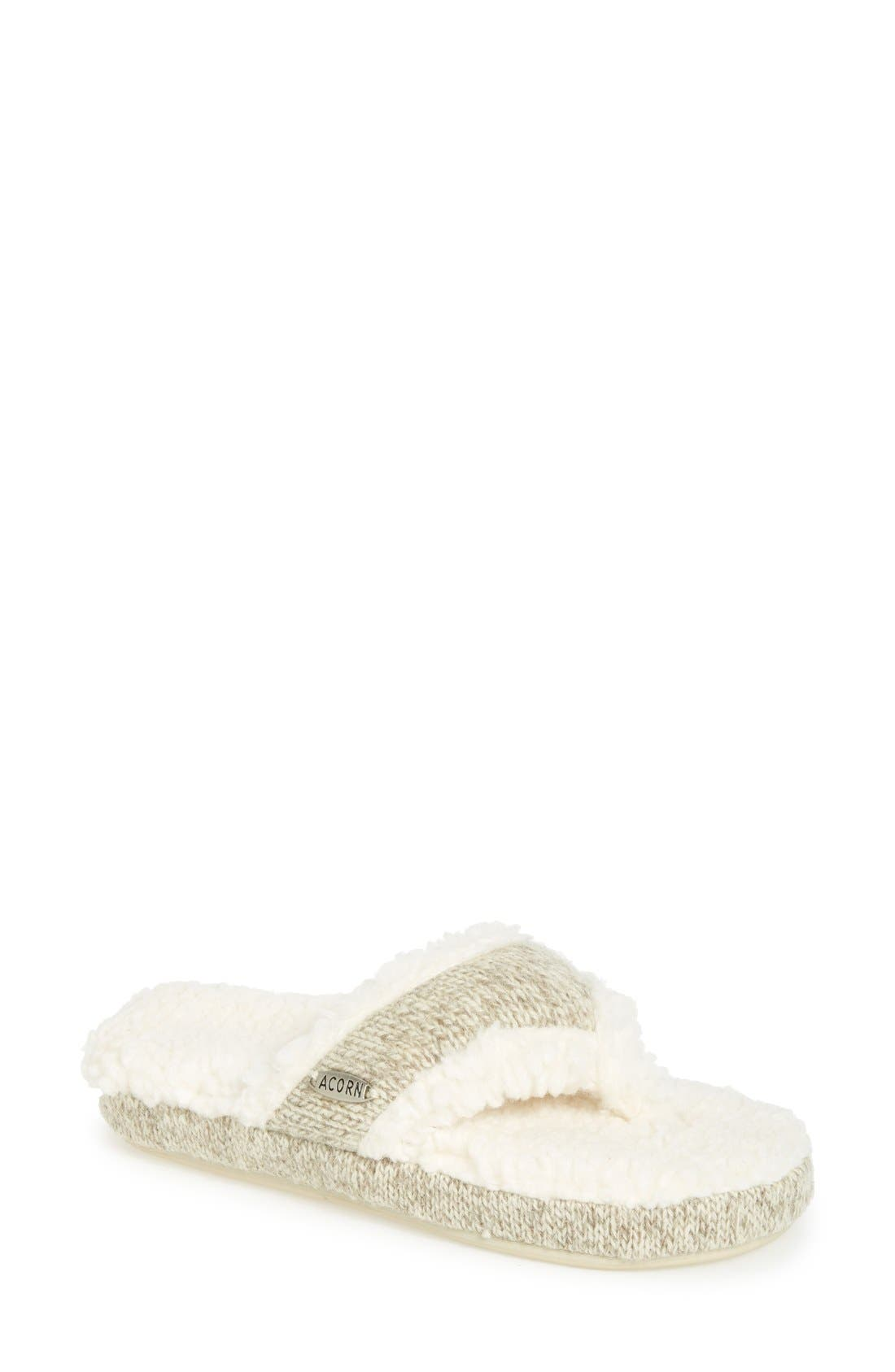 Acorn 'Ragg' Spa Slipper (Women)