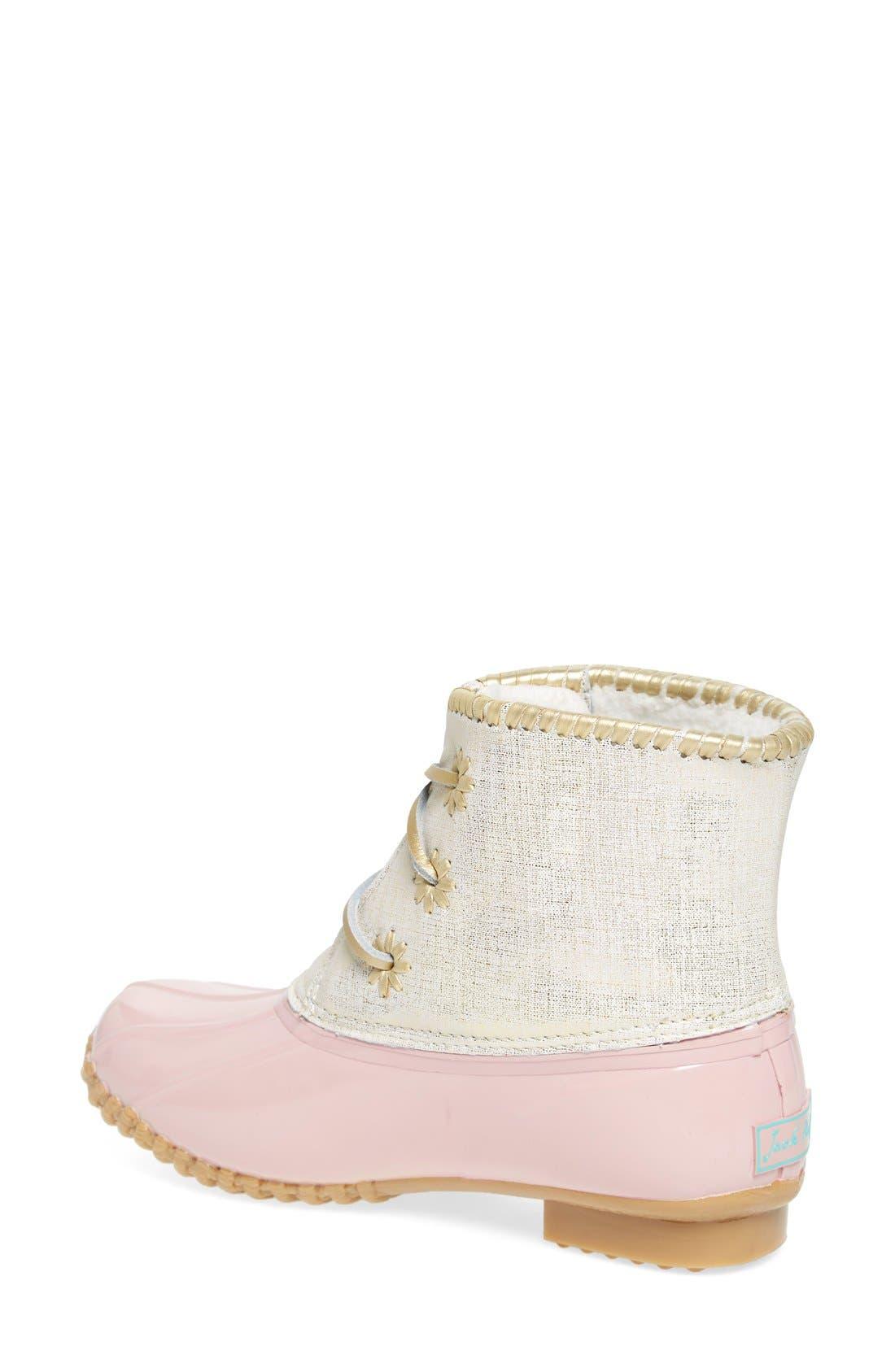 Alternate Image 2  - Jack Rogers 'Chloe' Rain Boot (Women)
