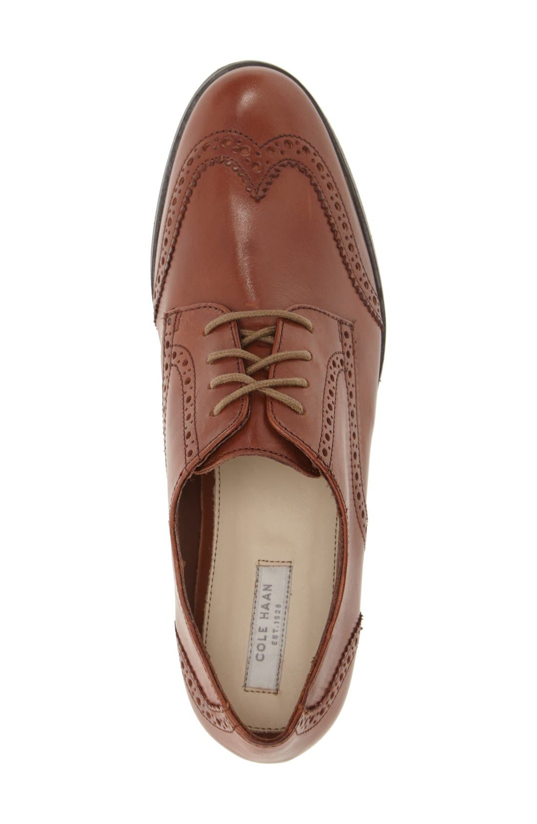 Alternate Image 3  - Cole Haan Grand.OS Oxford (Women)