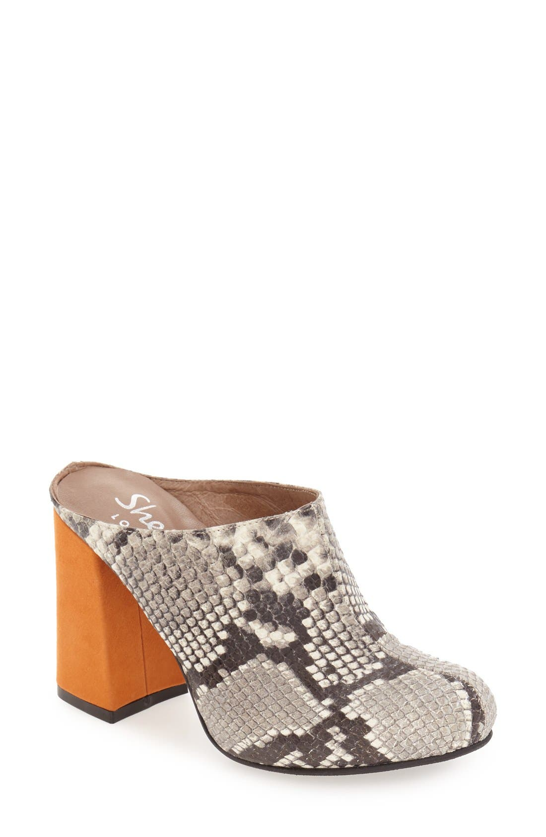 Shellys London 'Kylie' Mule (Women)