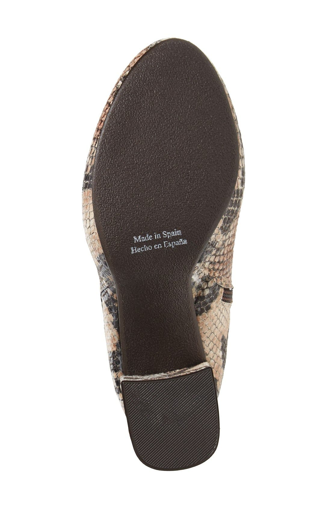 Alternate Image 4  - Shellys London 'Kay' Over the Knee Boot (Women)