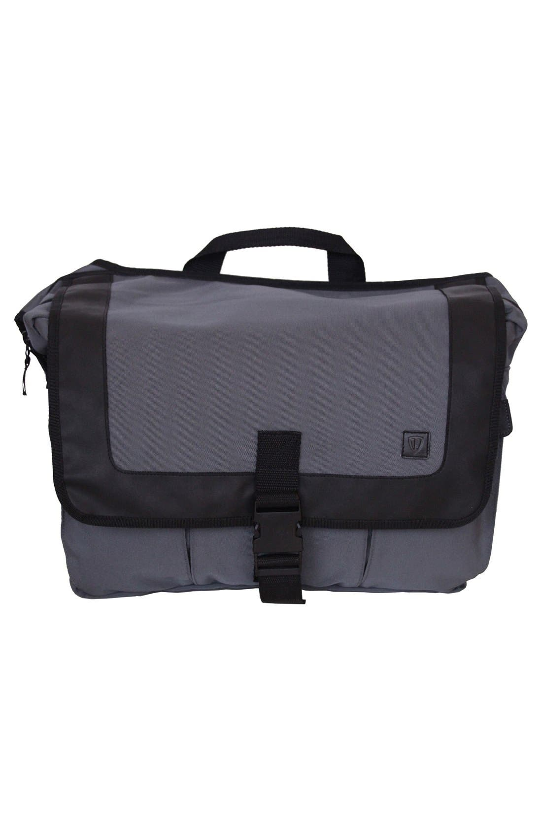DIAPER DUDE Messenger III Diaper Bag